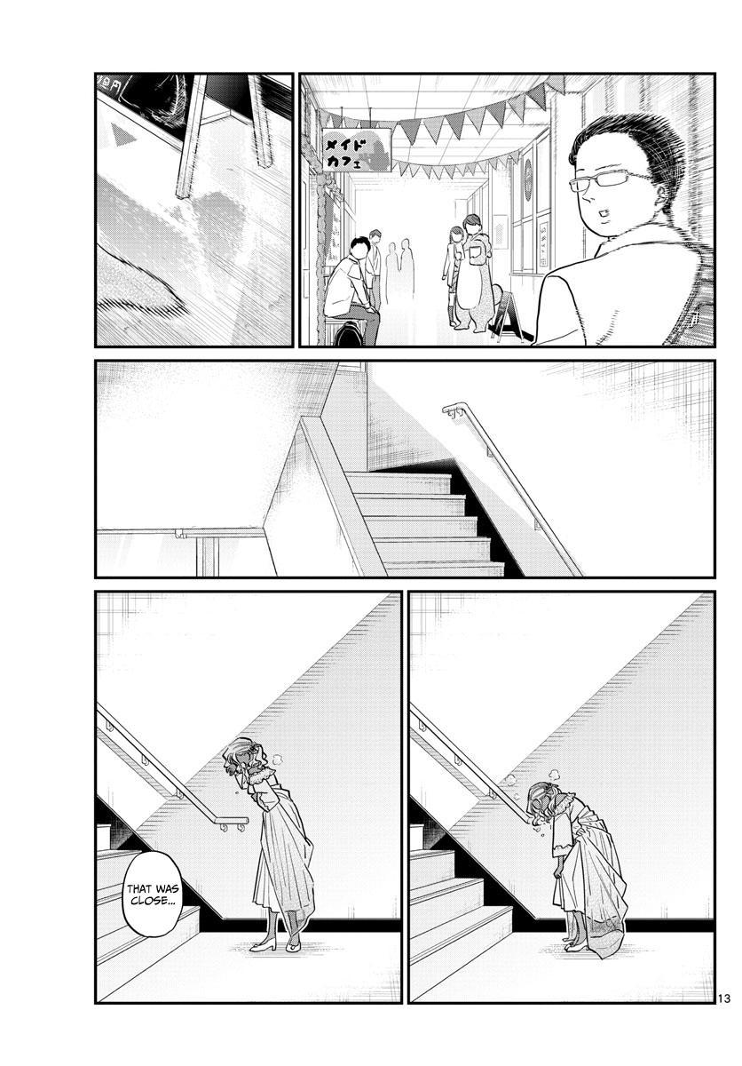 Komi-San Wa Komyushou Desu Chapter 225: I'm Okay page 13 - Mangakakalot