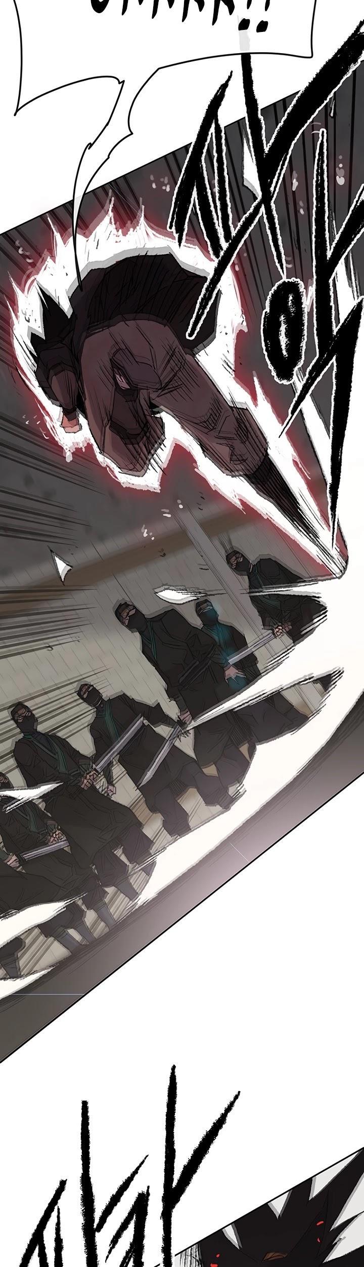The Undefeatable Swordsman Chapter 73 page 45 - Mangakakalots.com