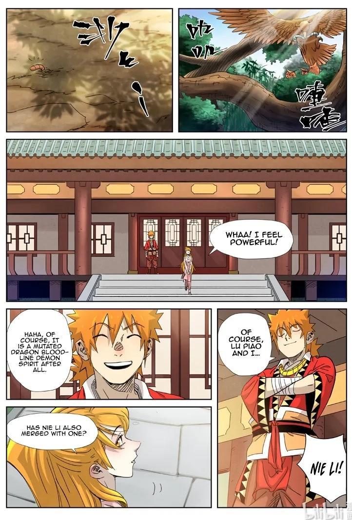 Tales Of Demons And Gods Chapter 344.5 page 2 - Mangakakalot