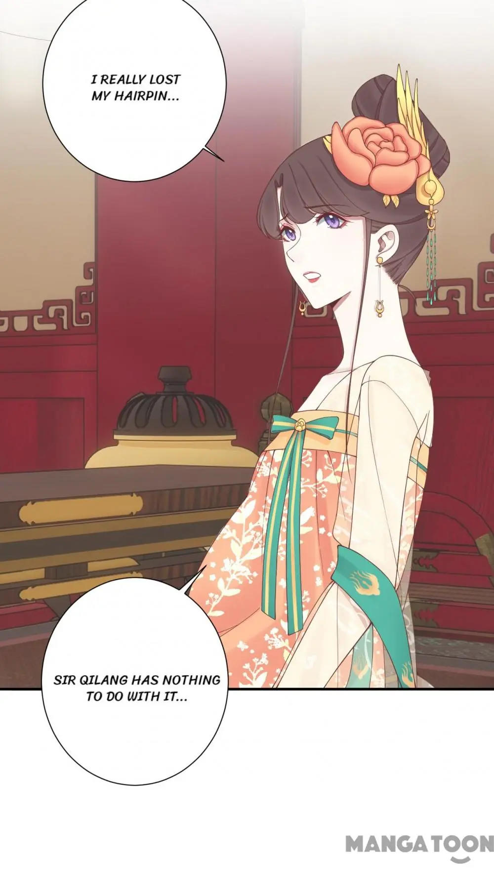 The Queen Is Busy Chapter 166 page 28 - Mangakakalots.com