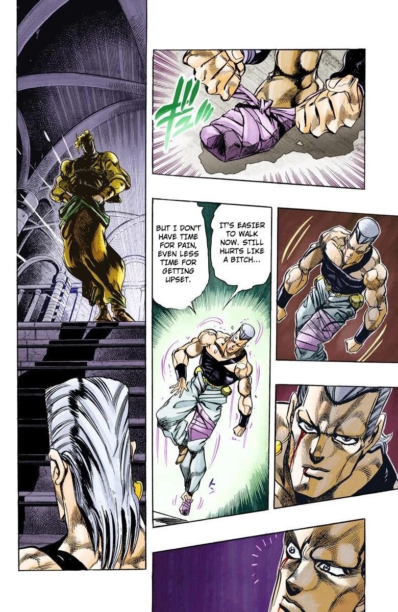 Oingo Boingo Brothers Adventure Chapter 134: Dio's World Part 1 page 18 - Mangakakalots.com