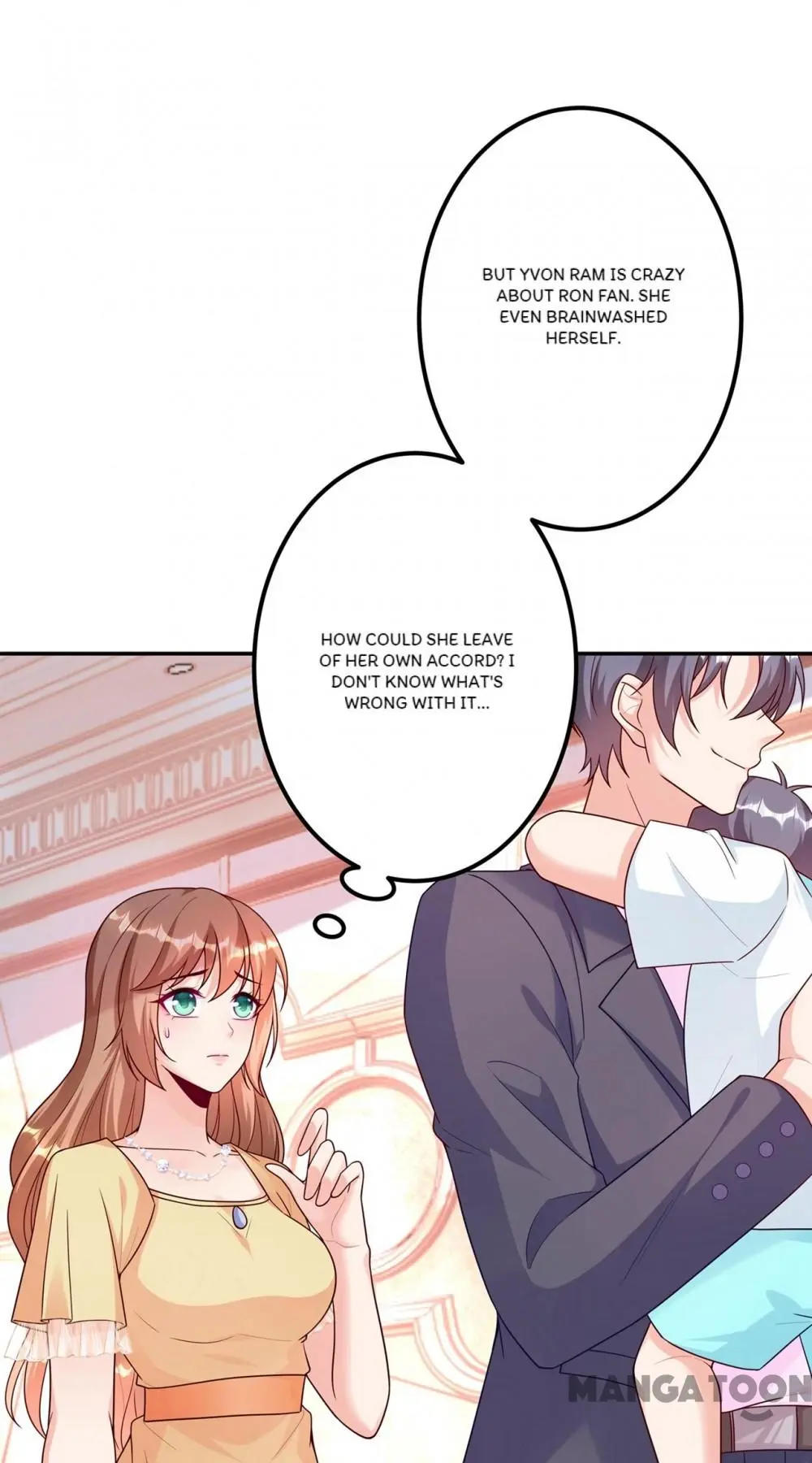 Warm Wedding Chapter 376 page 11 - Mangakakalots.com