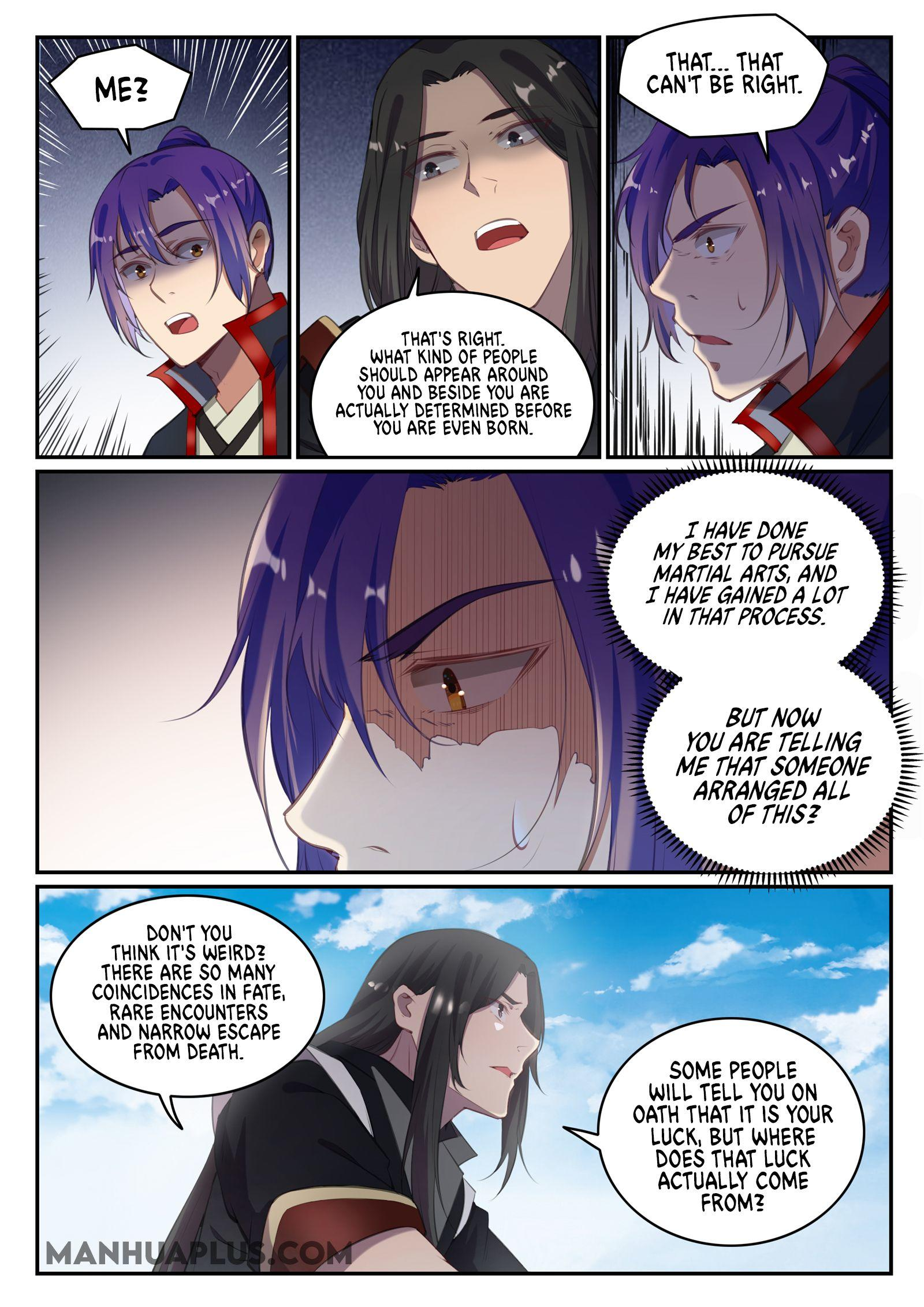 Apotheosis Chapter 701 page 9 - Mangakakalots.com