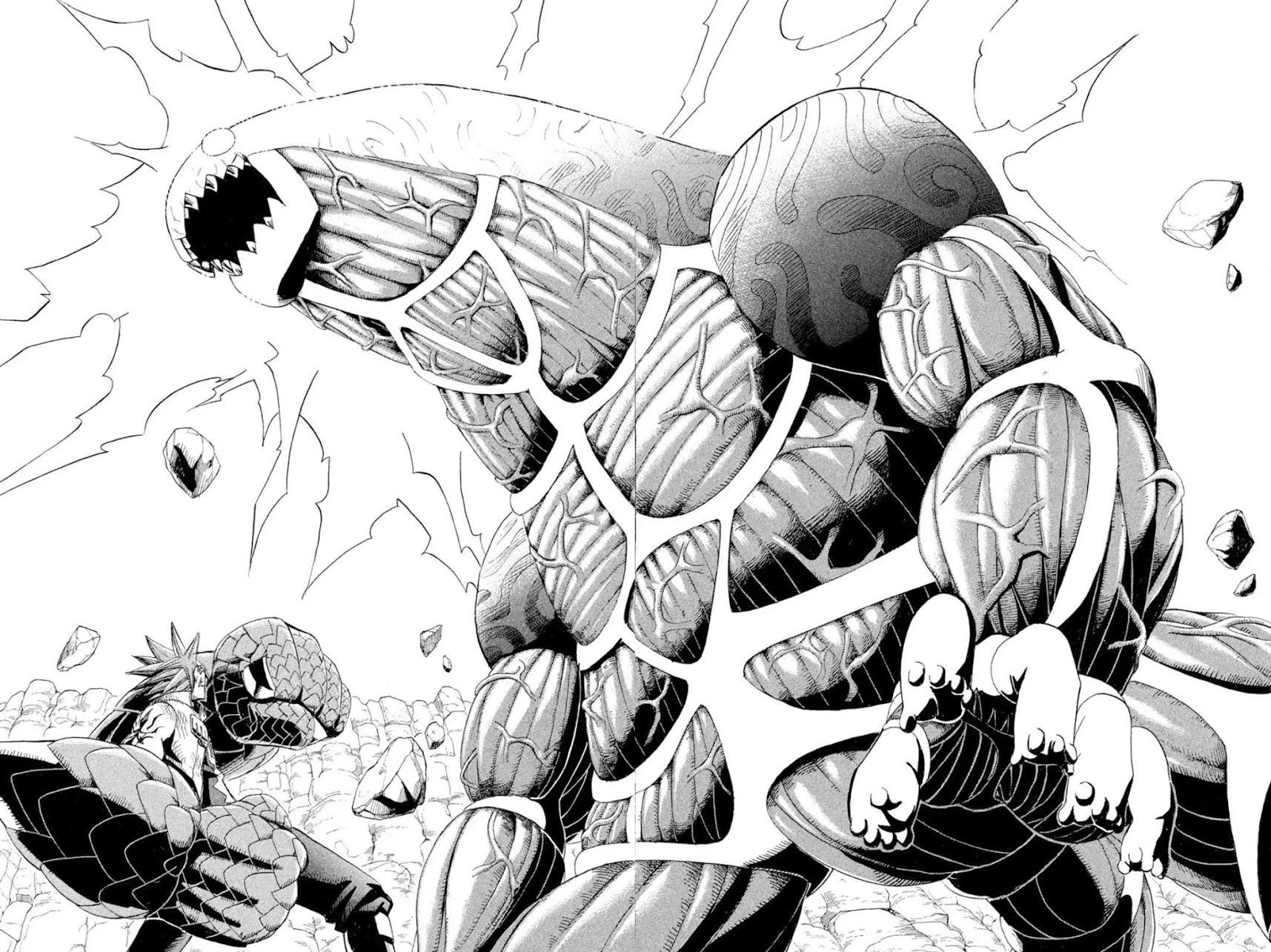 Buster Keel! Chapter 40: Feast Of God (Part 5) page 13 - Mangakakalots.com