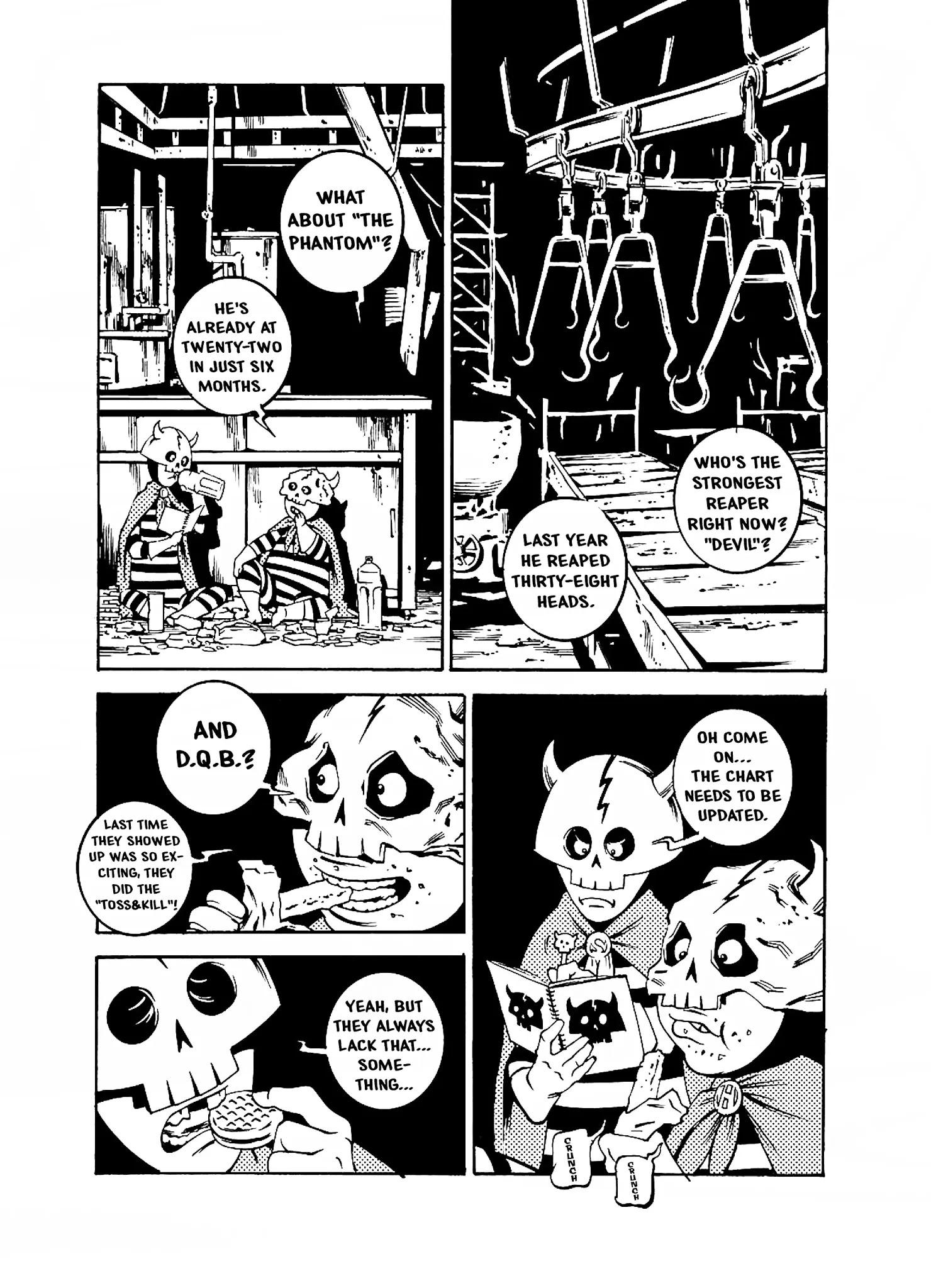 Deathco Chapter 11: The Playground (1) page 19 - Mangakakalots.com