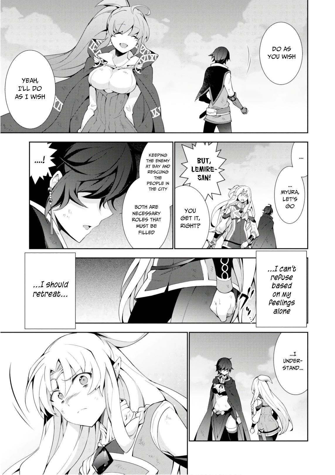 Isekai Cheat Magician Chapter 28 page 11 - Mangakakalots.com