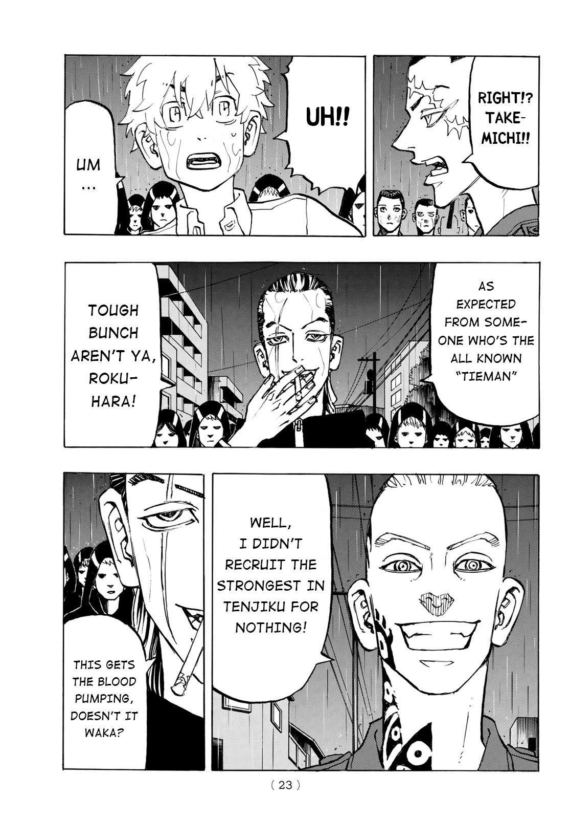 Tokyo Manji Revengers Chapter 213: Living Legends page 15 - Mangakakalots.com