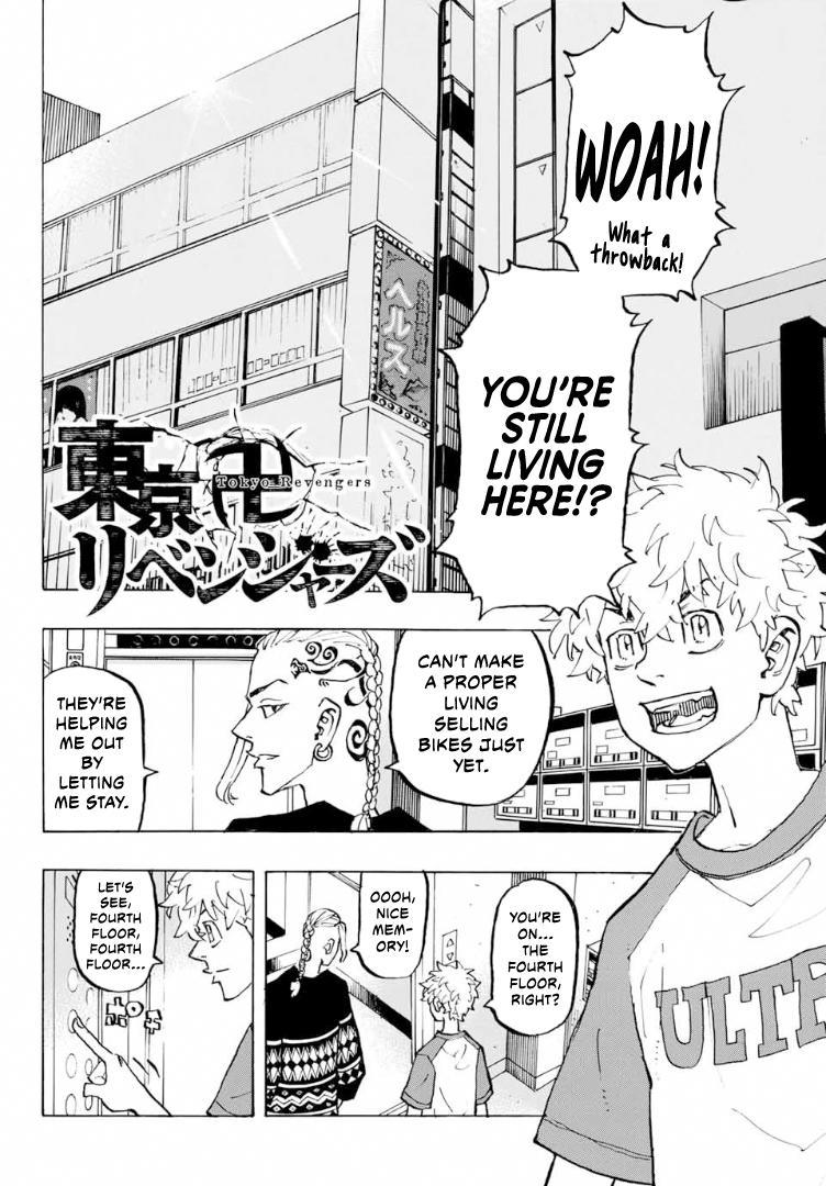 Tokyo Manji Revengers Chapter 217: Have Never Seen Anything Like It page 6 - Mangakakalots.com