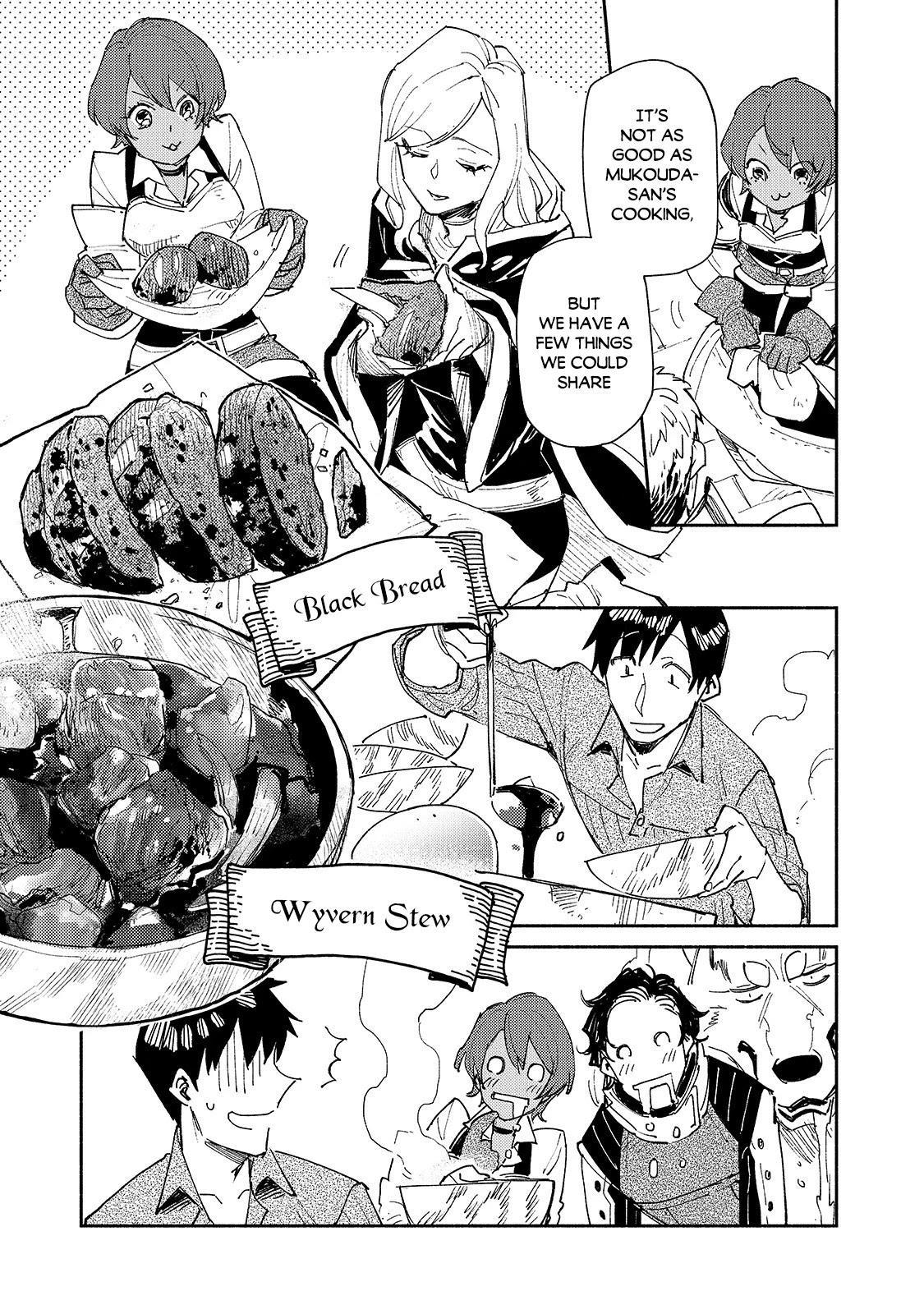 Tondemo Skill De Isekai Hourou Meshi Chapter 43: Entering The Dungeon page 20 - Mangakakalots.com
