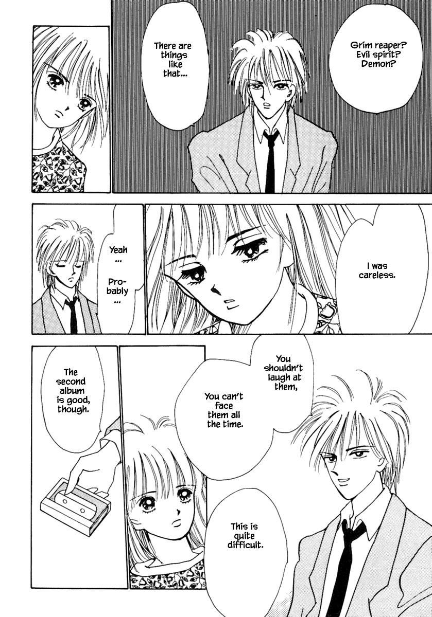 Shi To Kanojo To Boku Chapter 4 page 41 - Mangakakalots.com