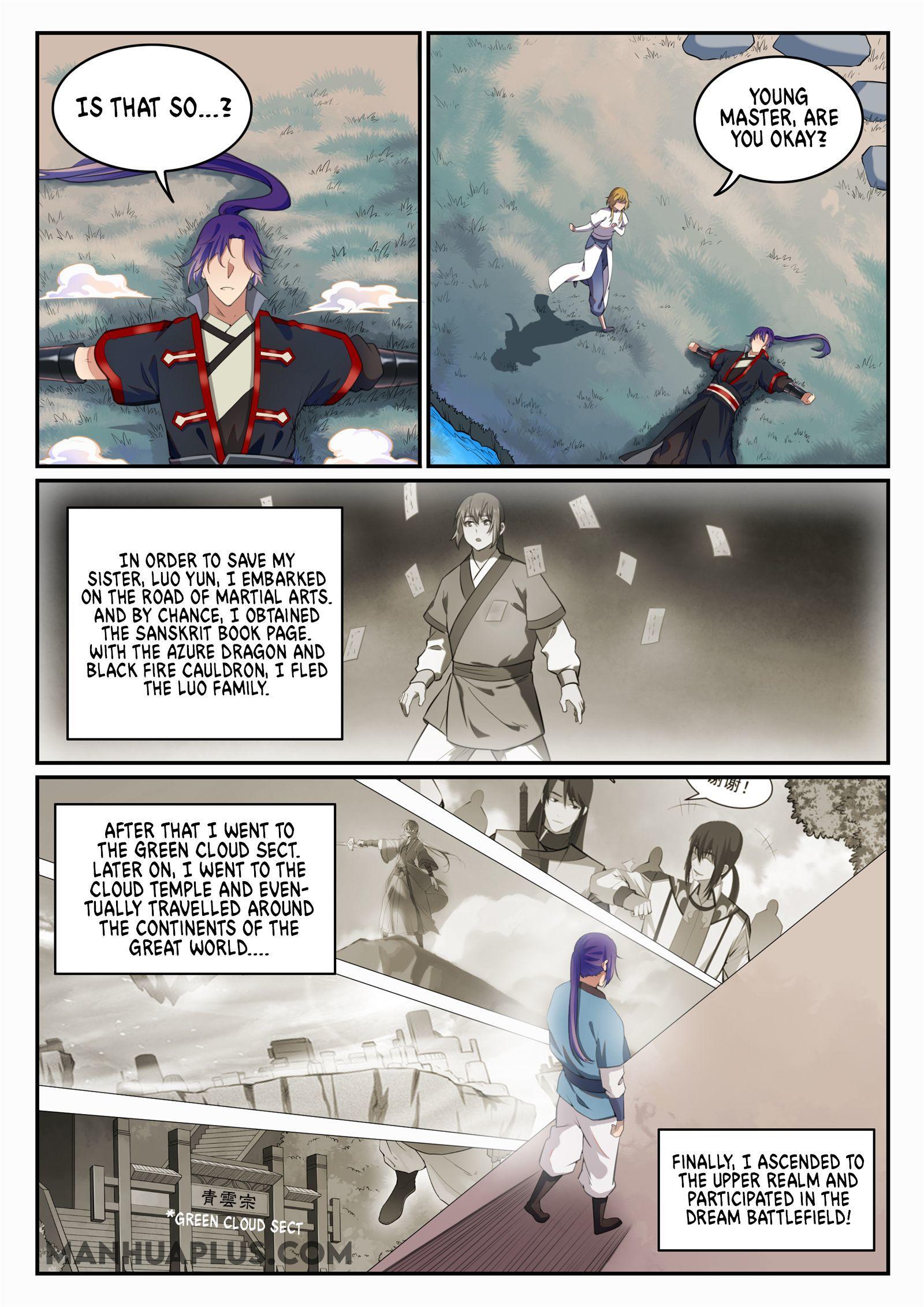 Apotheosis Chapter 701 page 10 - Mangakakalots.com