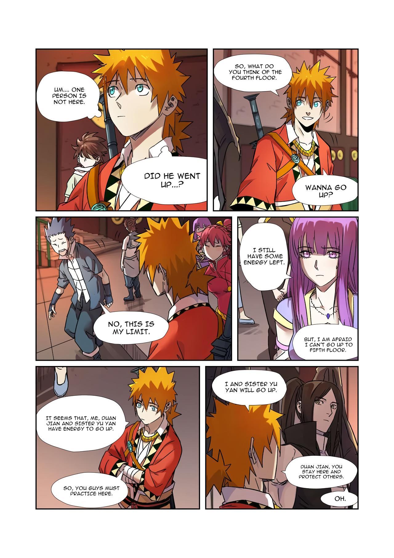 Tales Of Demons And Gods Chapter 281 page 4 - Mangakakalots.com