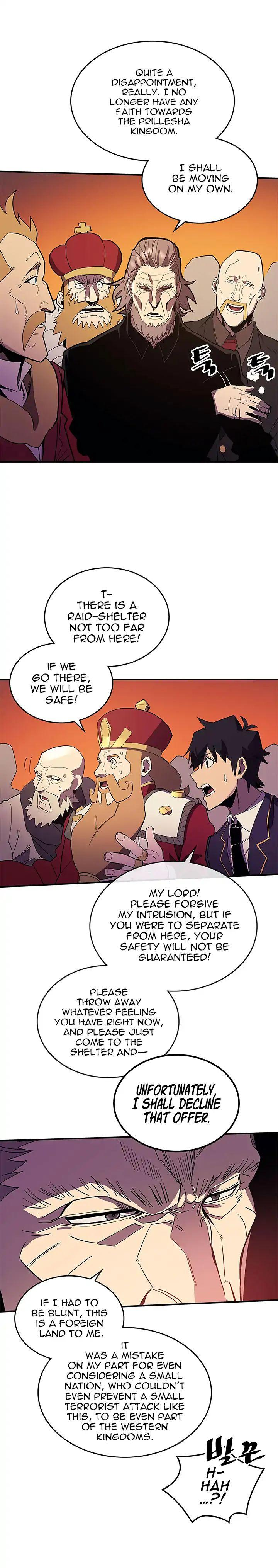 A Returner's Magic Should Be Special Chapter 81 page 17 - Mangakakalots.com