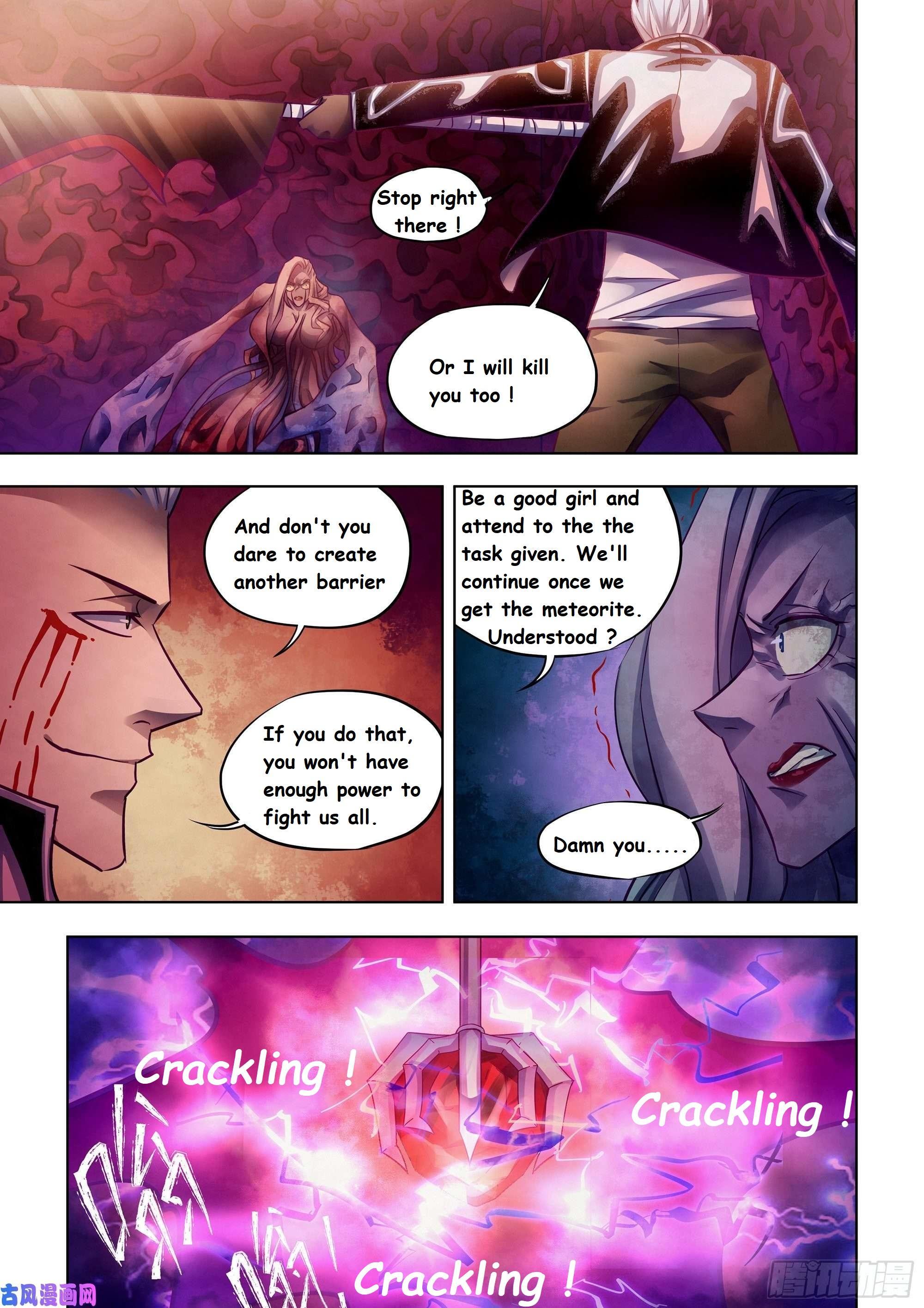 Moshi Fanren Chapter 374 page 5 - Mangakakalot