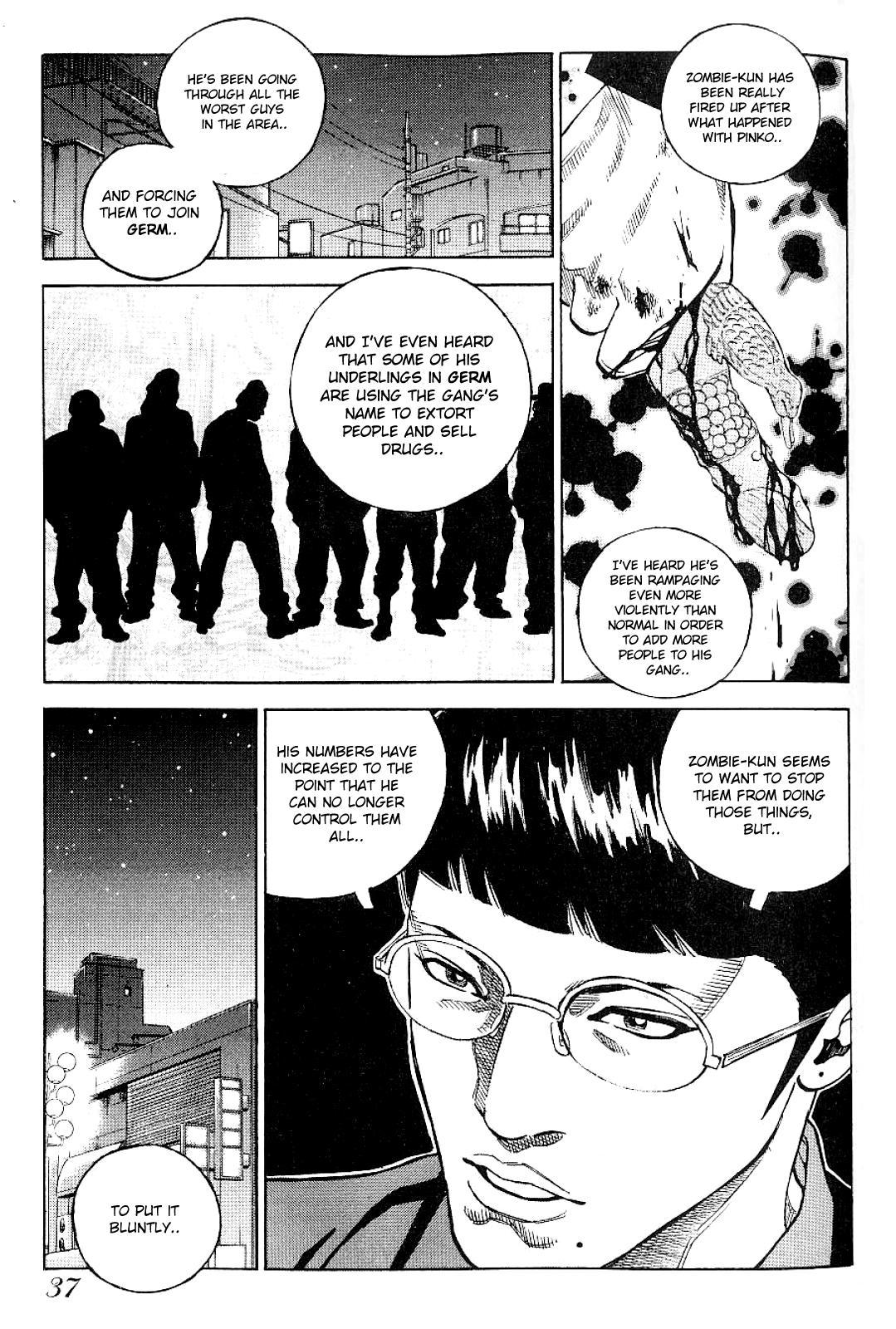 Gang King Vol.9 Chapter 64: Takeo page 11 - Mangakakalots.com