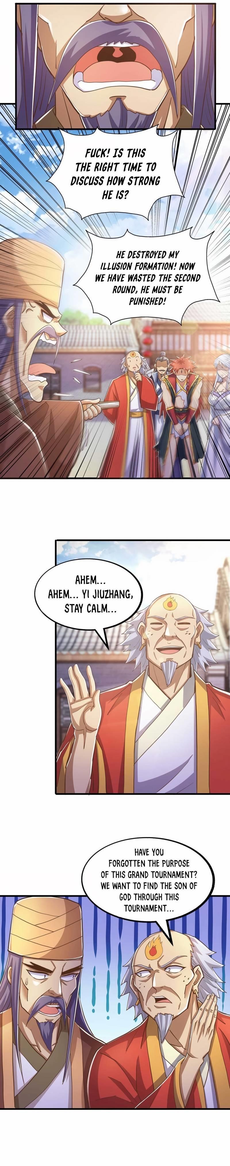 I Was Sealed 900 Million Times Chapter 38 page 2 - Mangakakalots.com