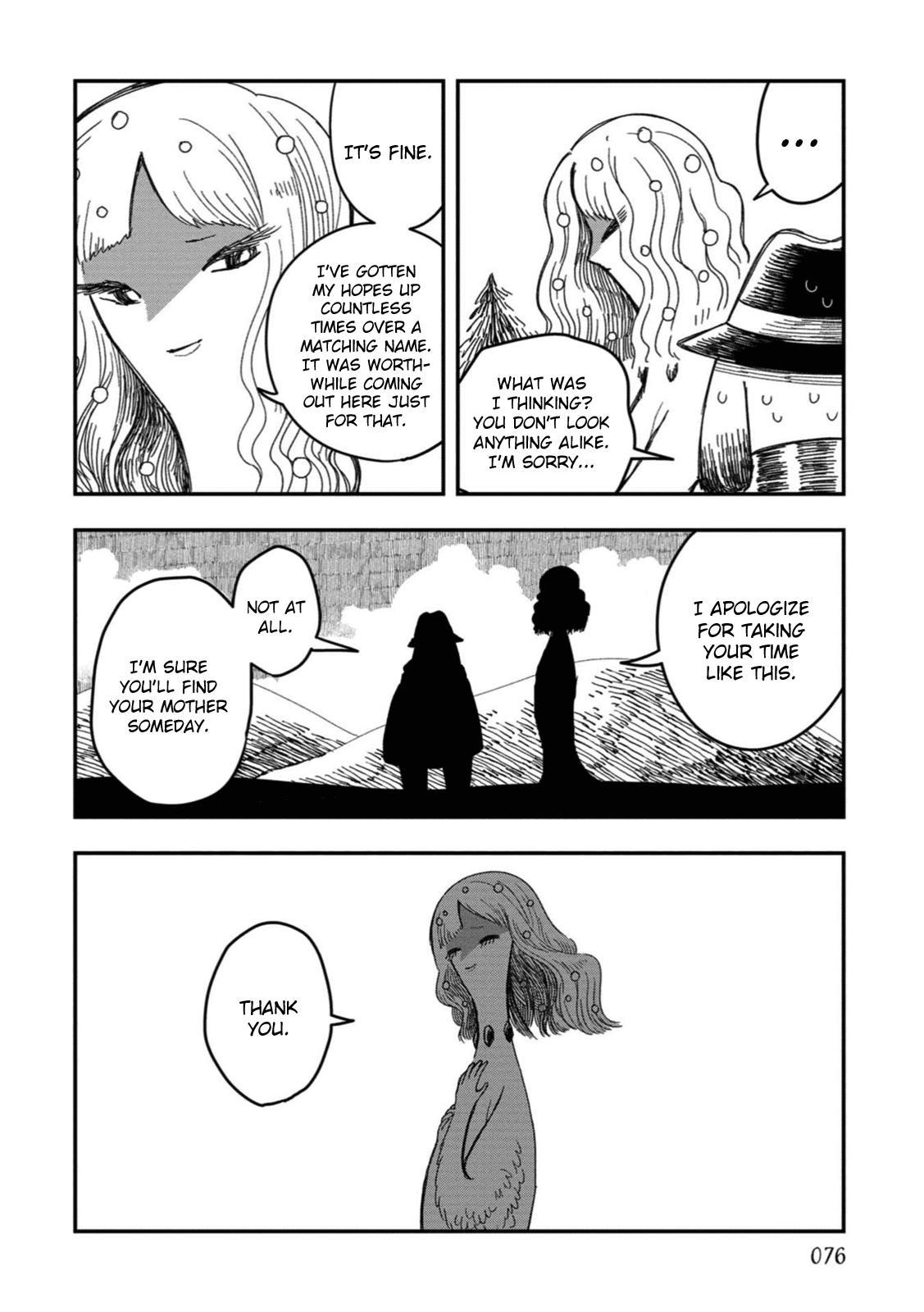 Rojica To Rakkasei Chapter 21: A Beautiful Heart page 14 - Mangakakalots.com