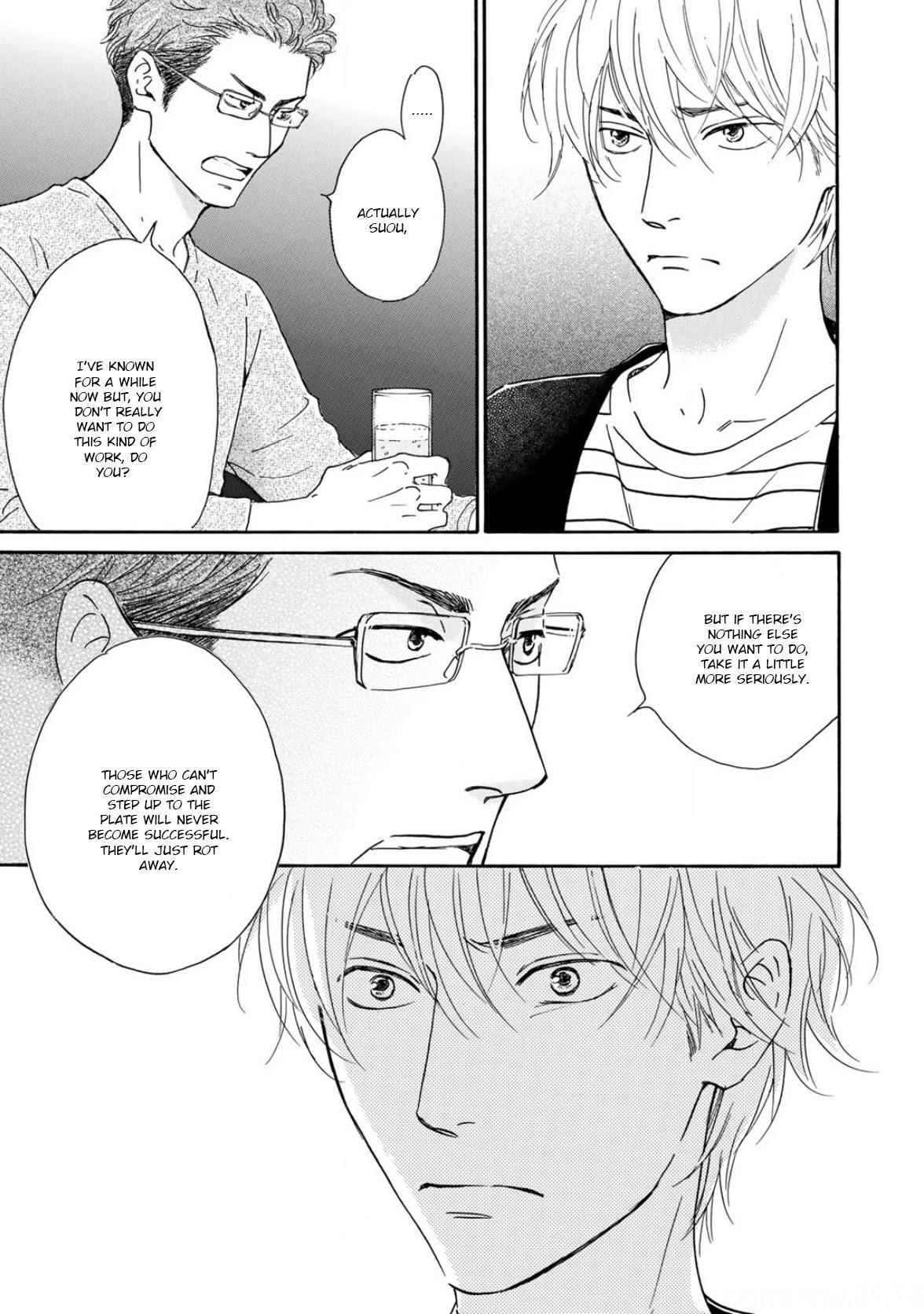Anti-Romance Chapter 5 page 15 - Mangakakalots.com