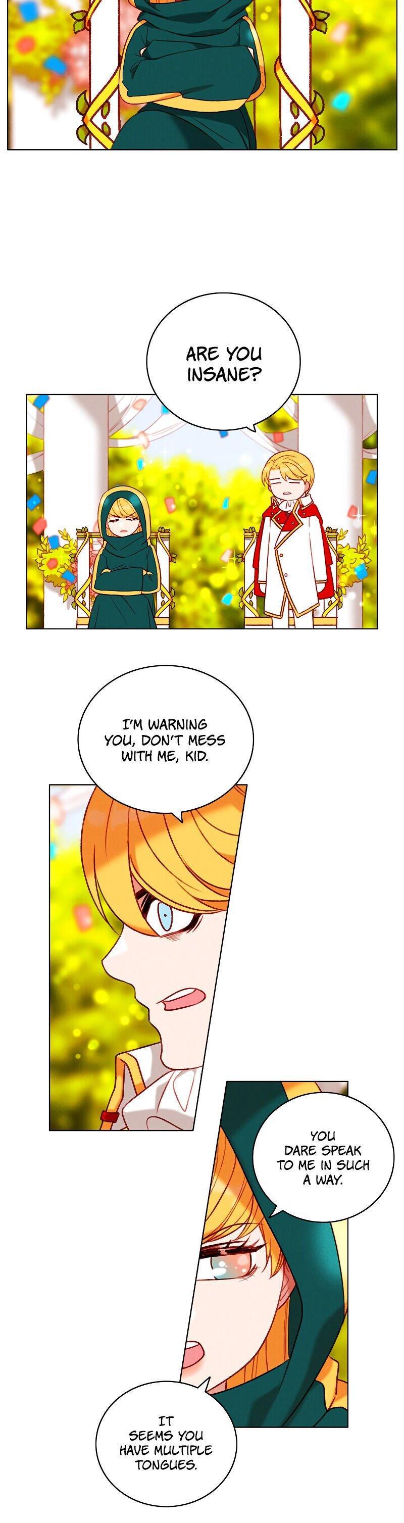 Living As The Tyrant's Older Sister Chapter 93 page 9 - Mangakakalots.com