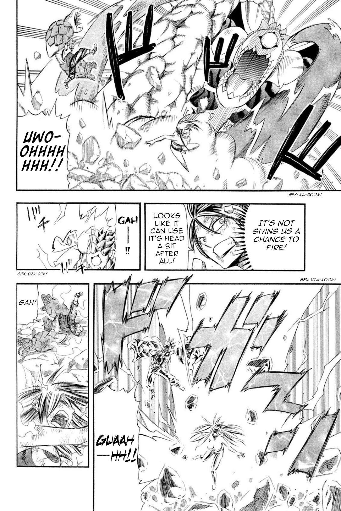 Buster Keel! Chapter 41: Feast Of God (Part 6) page 19 - Mangakakalots.com