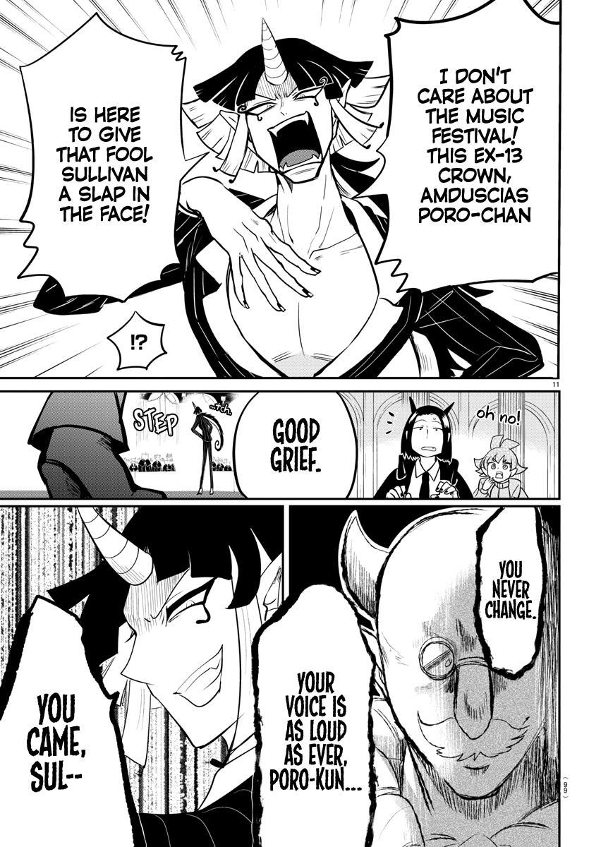 Mairimashita! Iruma-Kun Vol.19 Chapter 163: Amduscias page 10 - Mangakakalots.com