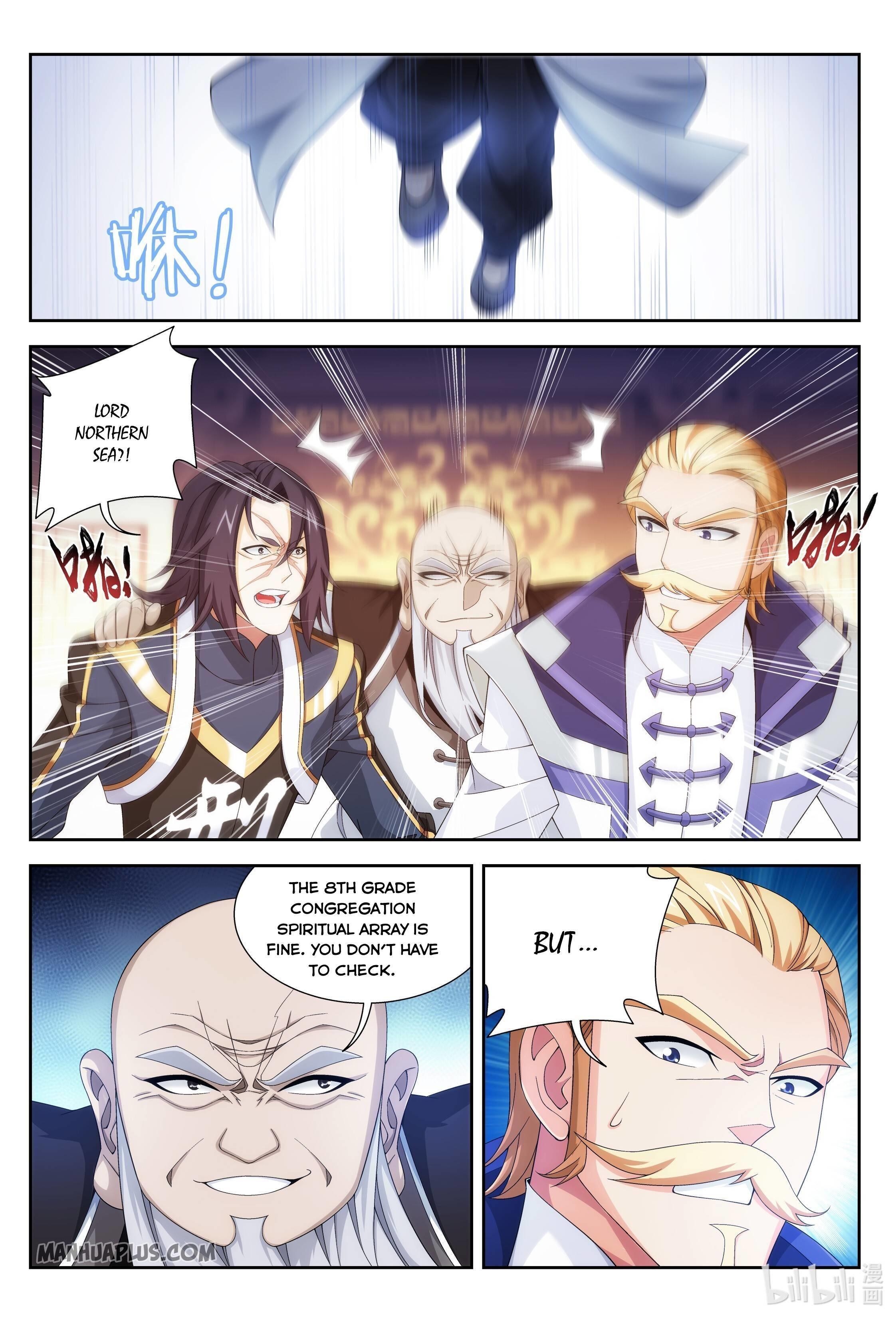The Great Ruler Chapter 237 page 4 - Mangakakalots.com