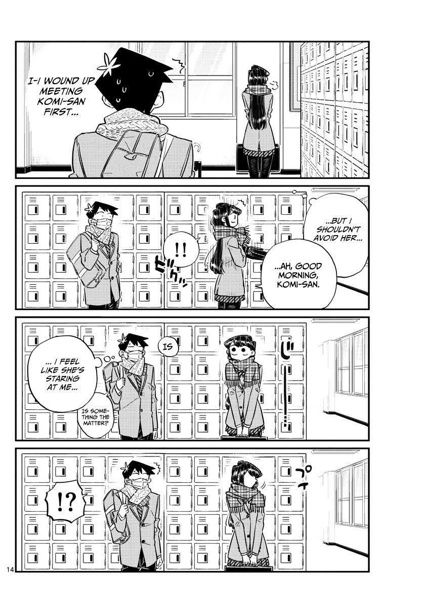 Komi-San Wa Komyushou Desu Vol.8 Chapter 101: Hallucination? page 5 - Mangakakalot