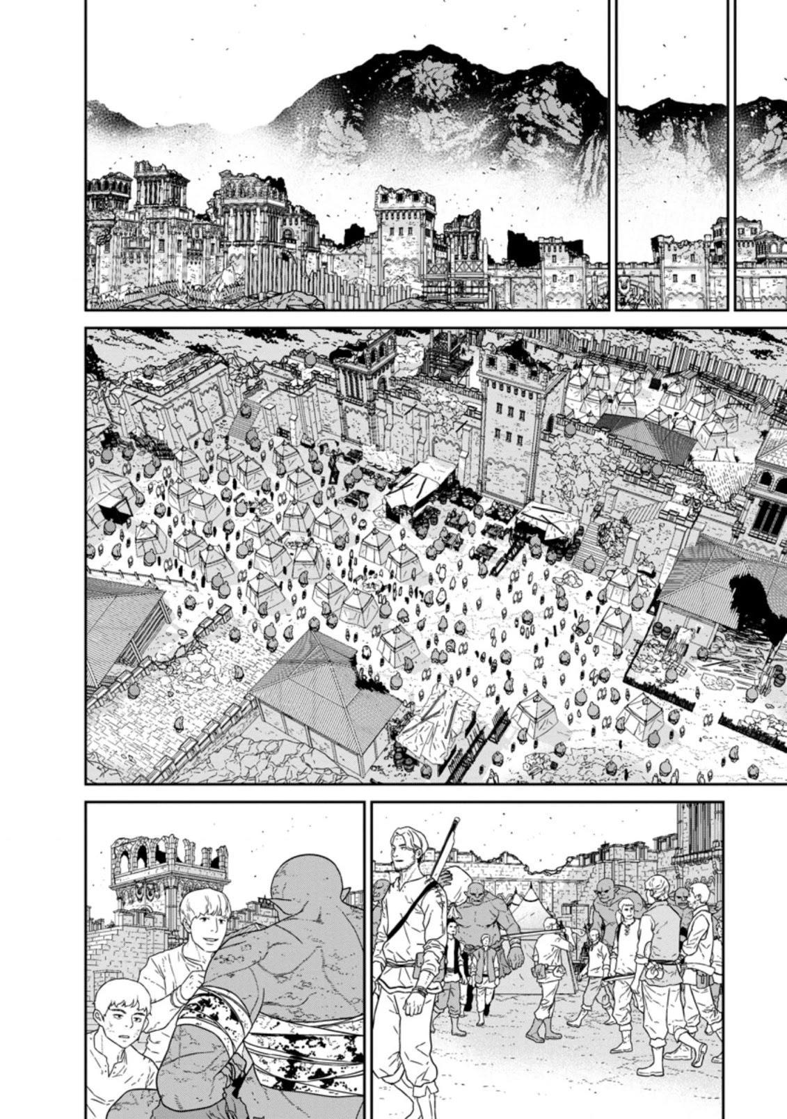 Maou Gun Saikyou No Majutsushi Wa Ningen Datta Chapter 19.1 page 5 - Mangakakalots.com