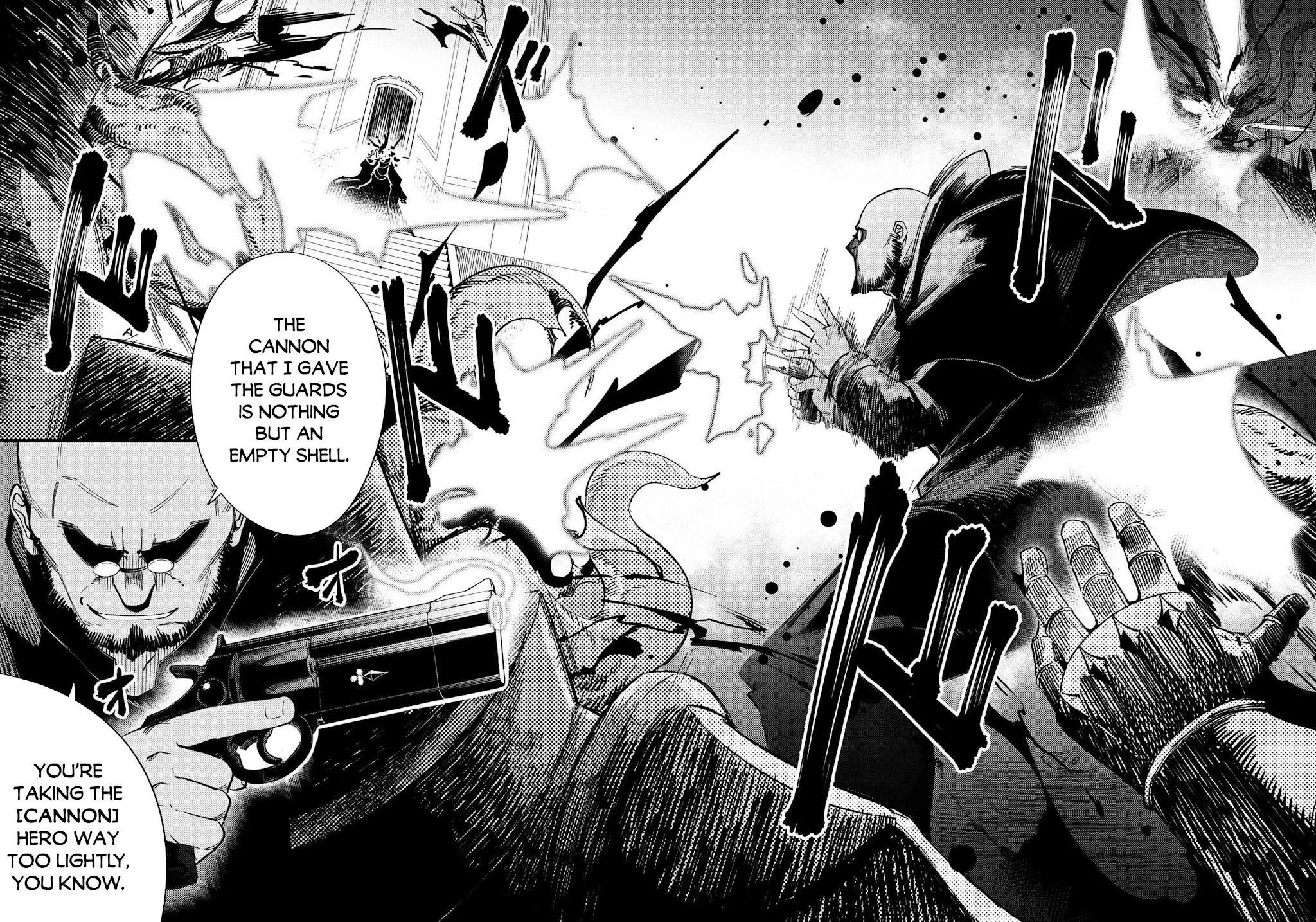 Kaifuku Jutsushi No Yarinaoshi Chapter 37.2 page 22 - Mangakakalots.com