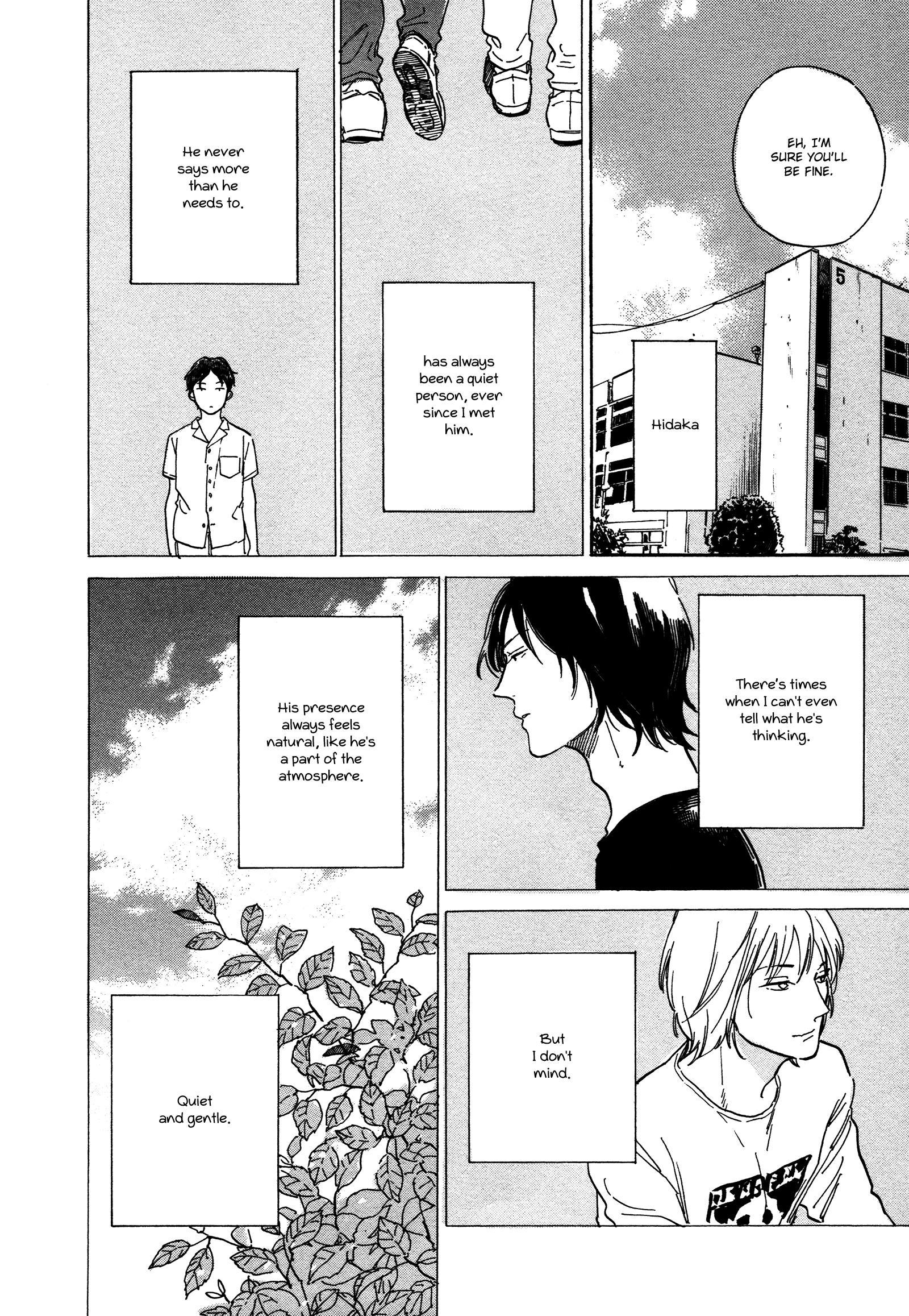 Stay Gold (Hideyoshico) Vol.4 Chapter 18 page 6 - Mangakakalots.com