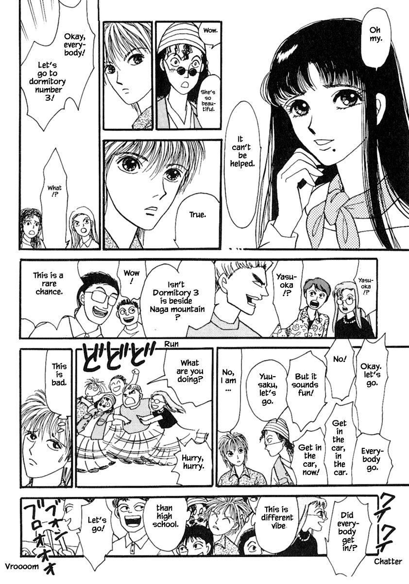 Shi To Kanojo To Boku Chapter 14.1 page 17 - Mangakakalots.com