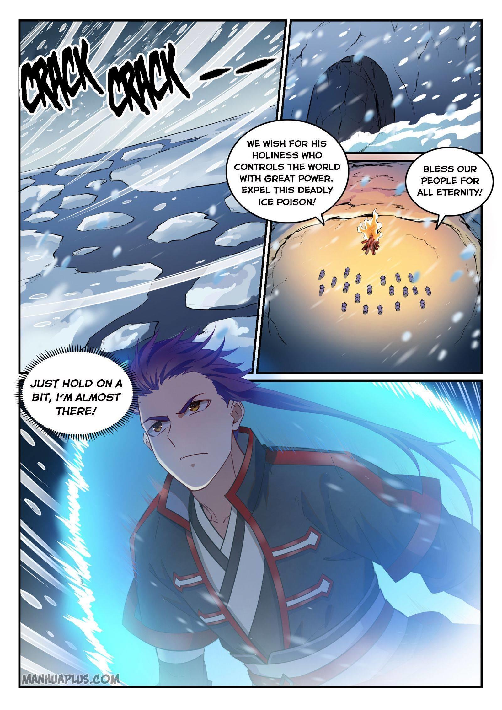 Apotheosis Chapter 755 page 7 - Mangakakalots.com