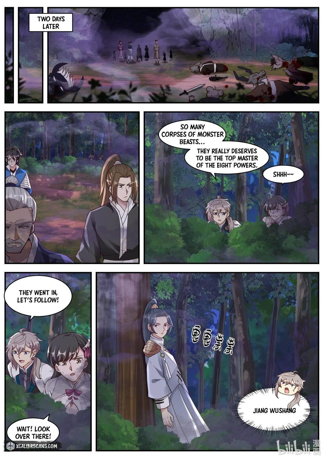 Martial God Asura Chapter 297 page 6 - Mangakakalots.com