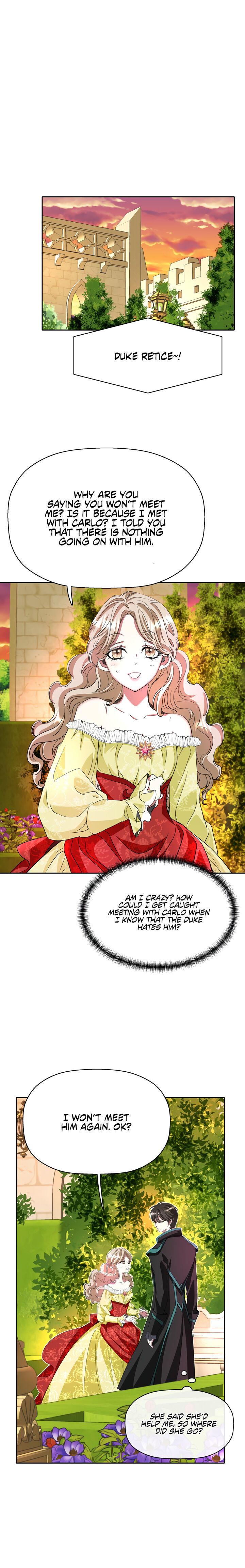 I'M A Killer But I'M Thinking Of Living As A Princess Chapter 12 page 8 - Mangakakalots.com