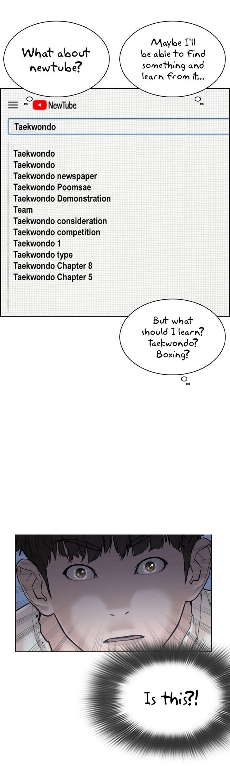 How To Fight Chapter 3: Self-Taught Fight? page 87 - Mangakakalots.com
