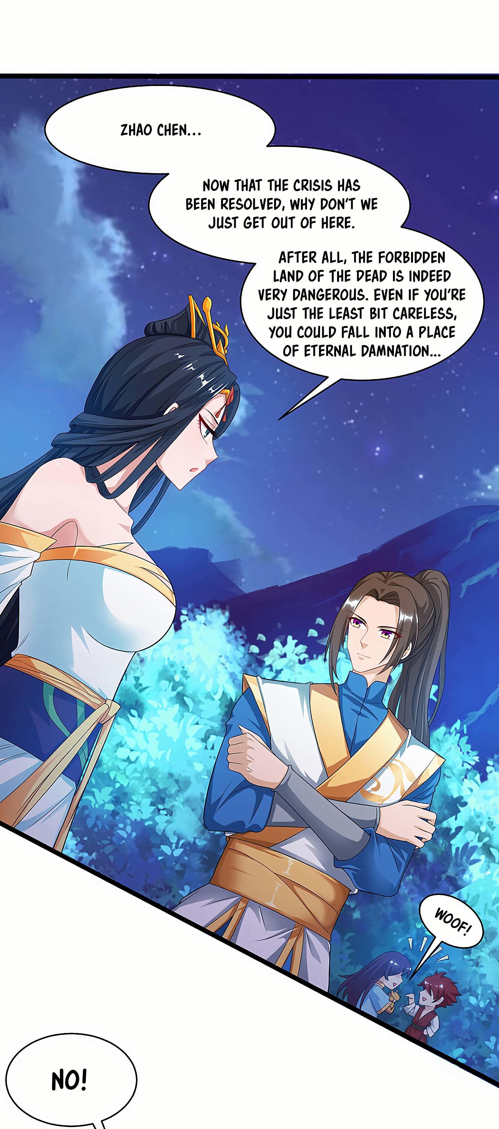 Dominate The Three Realms Chapter 102 page 26 - Mangakakalots.com
