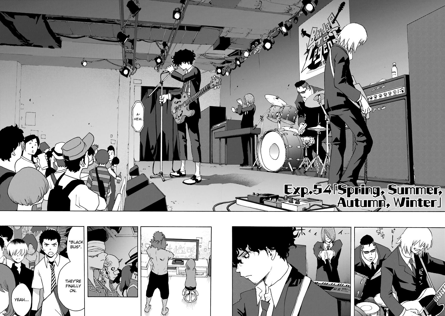 Shiori Experience - Jimi Na Watashi To Hen Na Oji-San Chapter 54: Spring, Summer, Autumn, Winter page 4 - Mangakakalots.com
