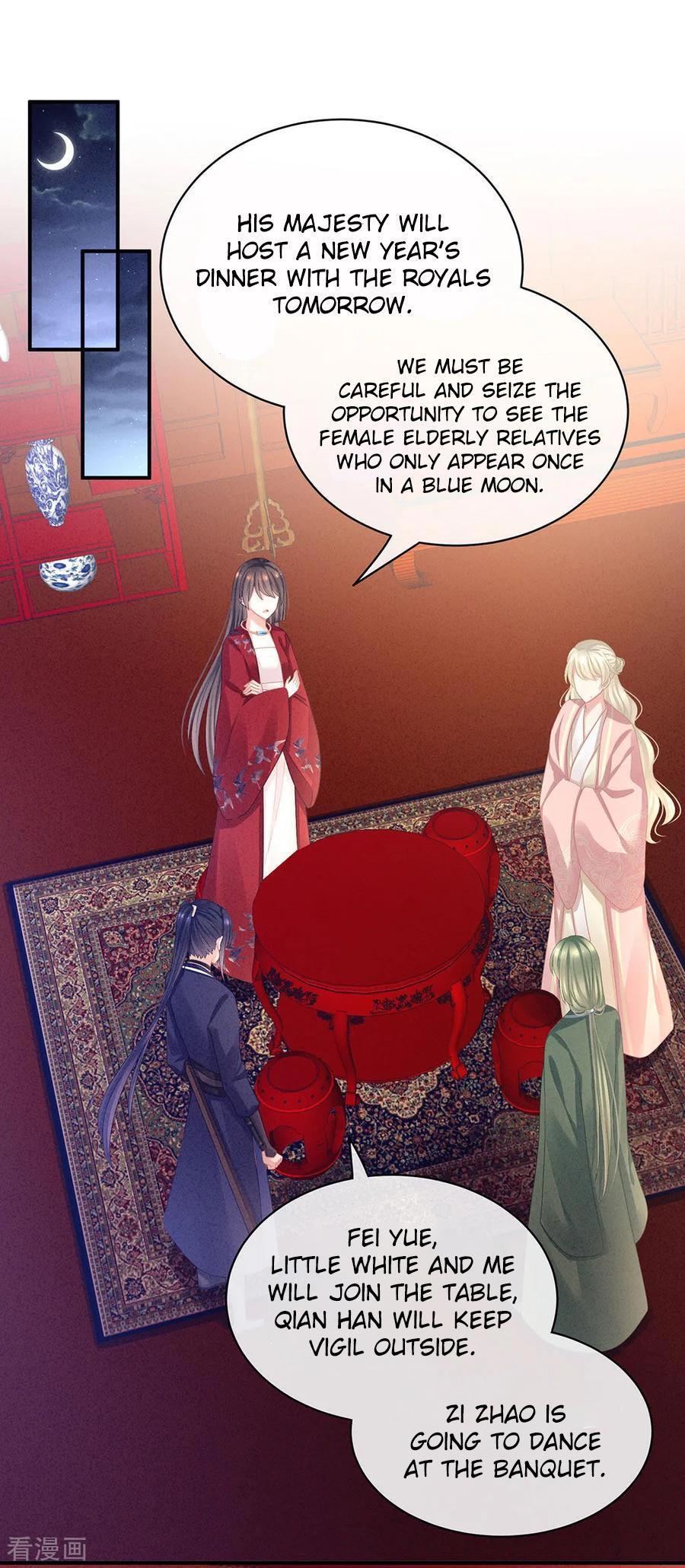 Empress's Harem Chapter 63 page 4 - Mangakakalots.com