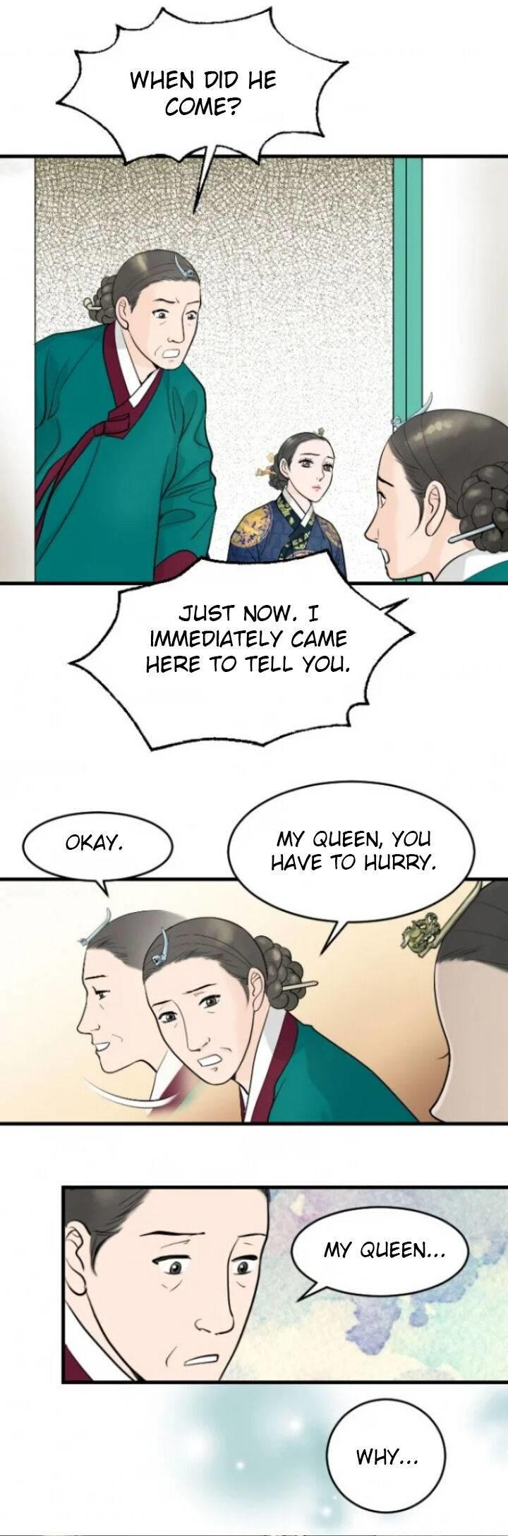 The Queen Of Flowers Chapter 16 page 23 - Mangakakalots.com