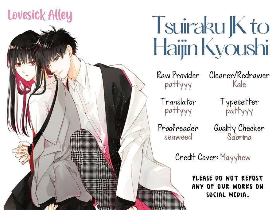 Tsuiraku Jk To Haijin Kyoushi Chapter 37 page 2 - Mangakakalots.com