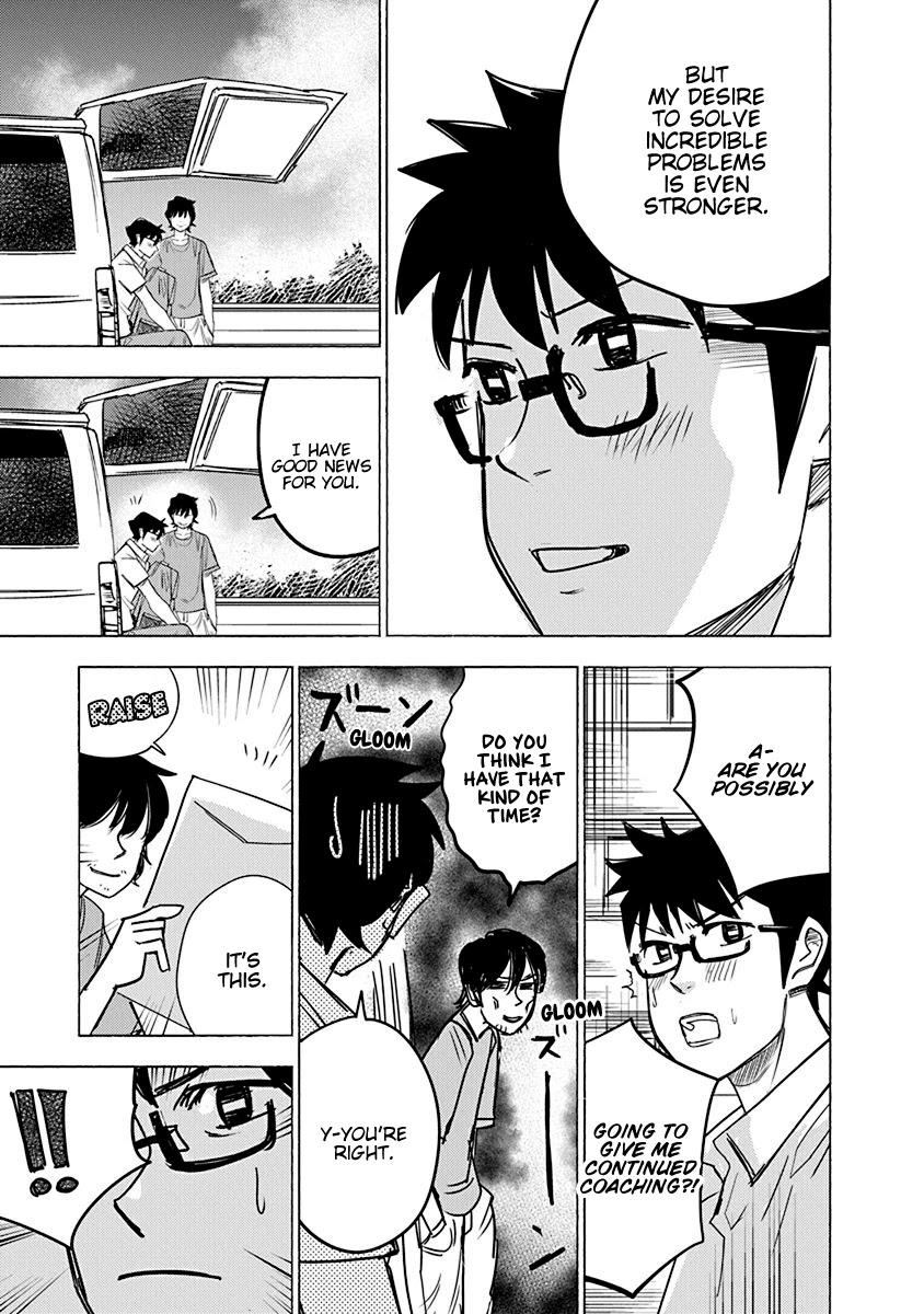 Mathematics Golden Chapter 8: Omoide In My Head page 27 - Mangakakalots.com