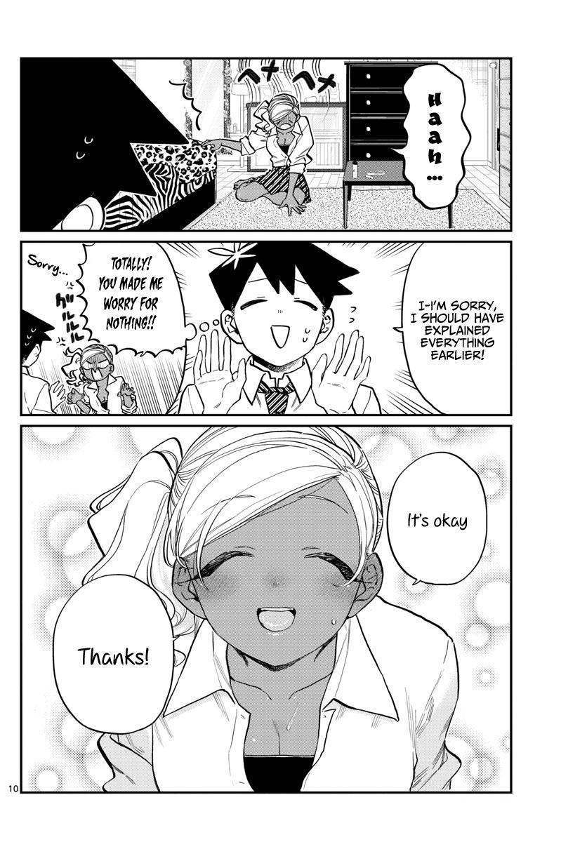 Komi-San Wa Komyushou Desu Chapter 217: Goldfish page 10 - Mangakakalot