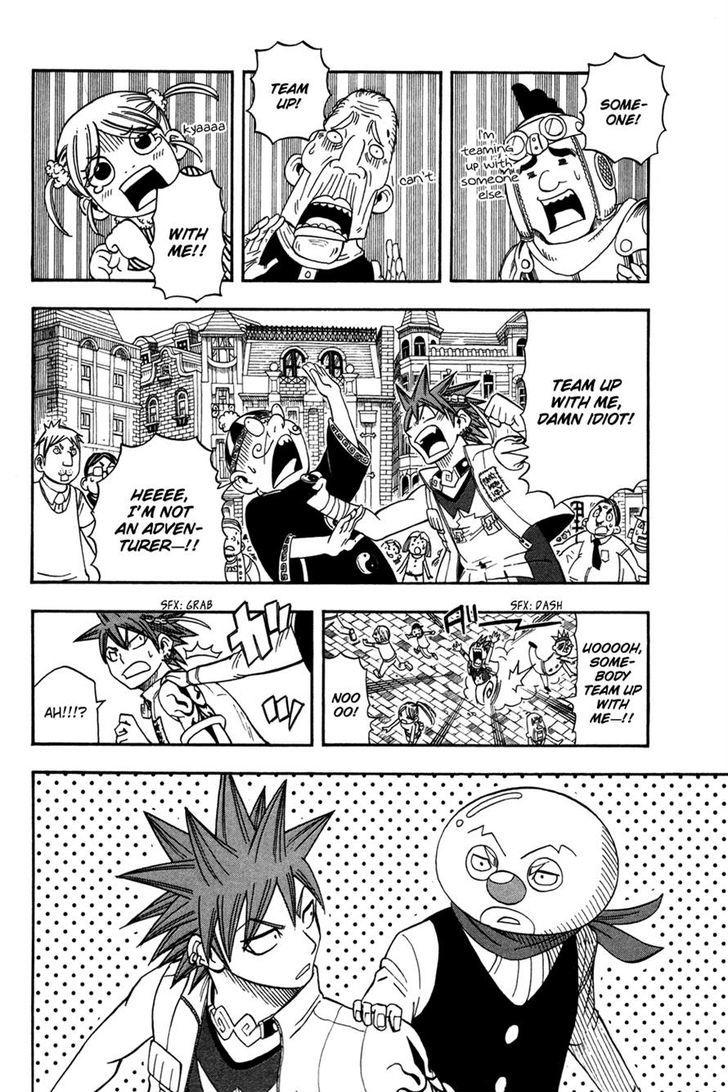 Buster Keel! Vol.7 Chapter 26 : Adventurer S Circus (Part 1) page 27 - Mangakakalots.com