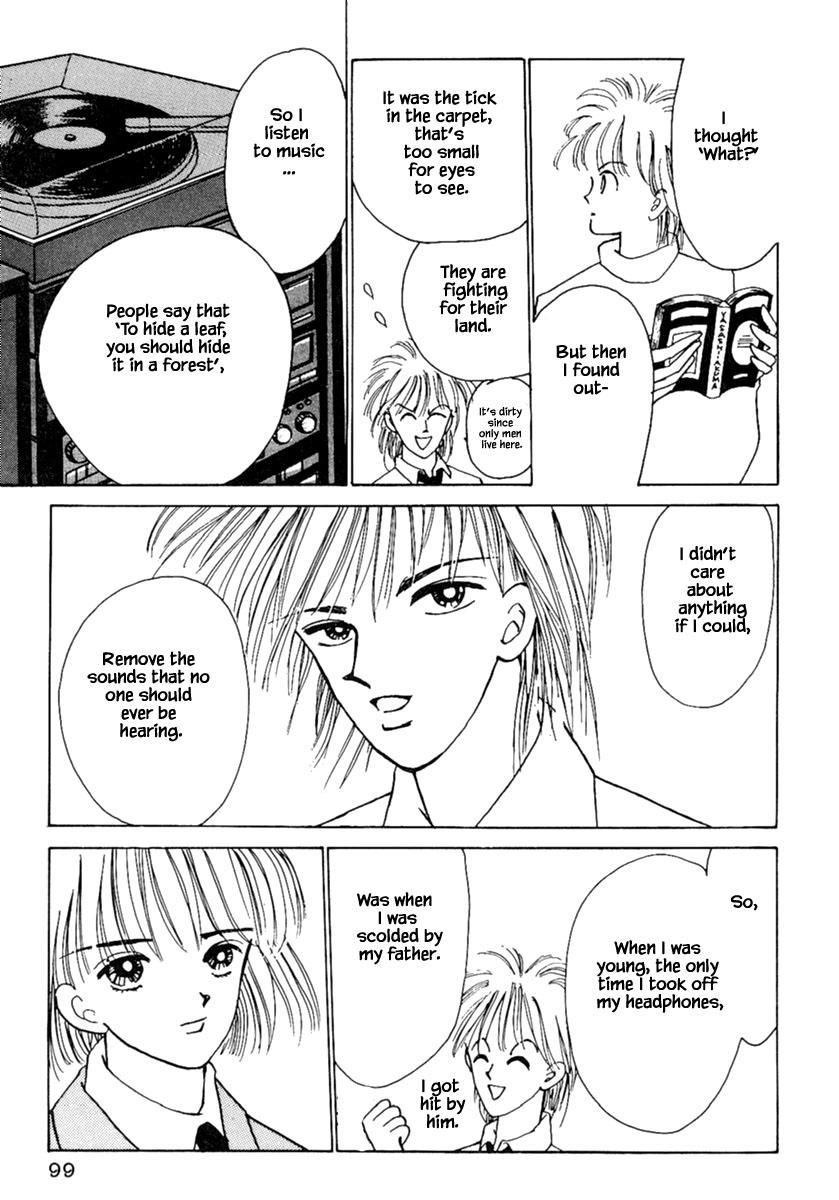 Shi To Kanojo To Boku Chapter 4 page 14 - Mangakakalots.com