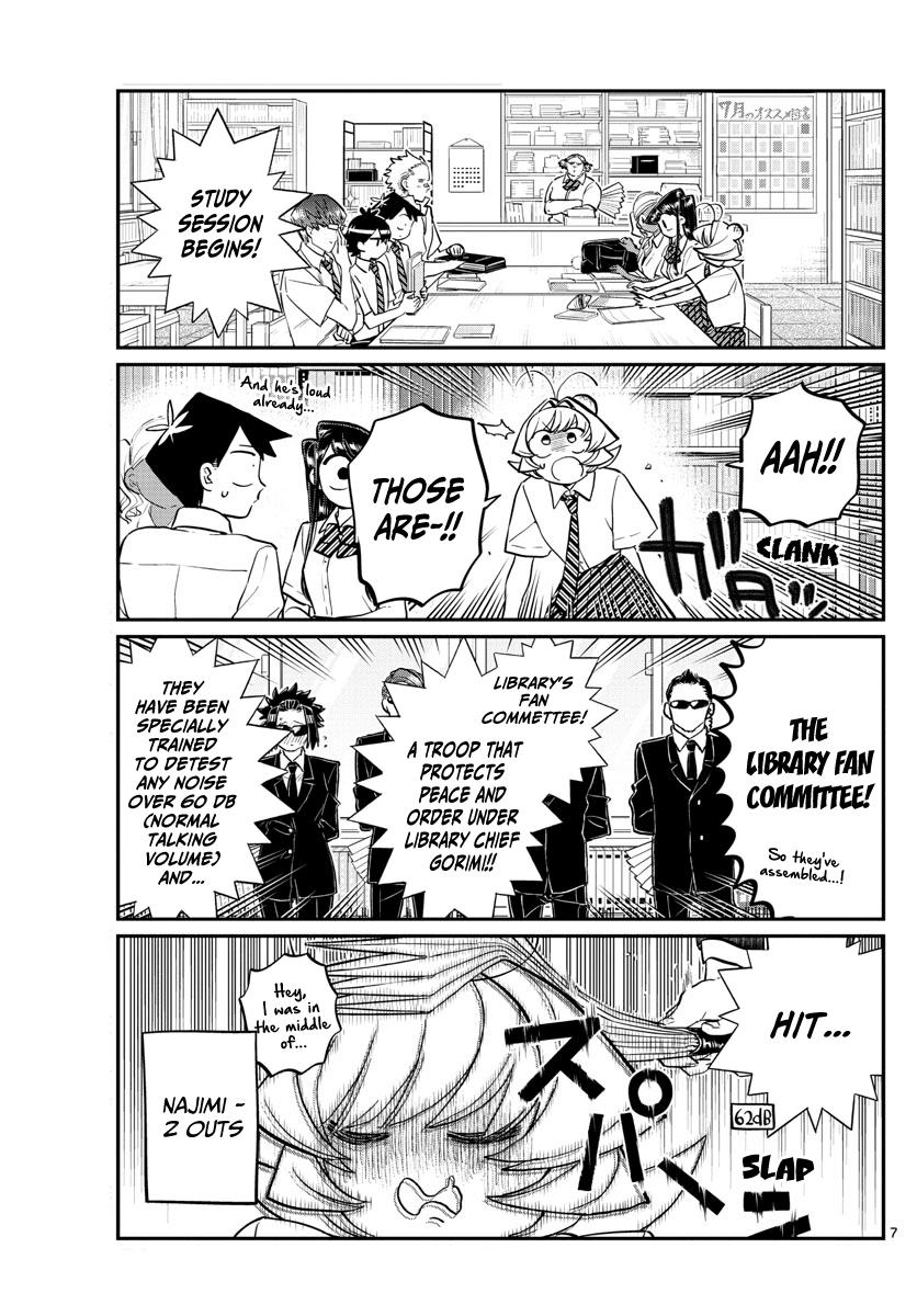Komi-San Wa Komyushou Desu Vol.12 Chapter 159: The Fourth Great