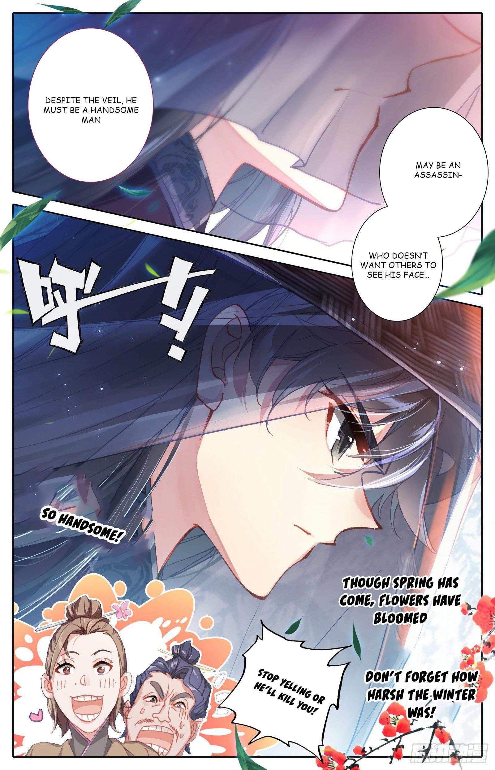 Azure Legacy Chapter 101 page 18 - Mangakakalots.com