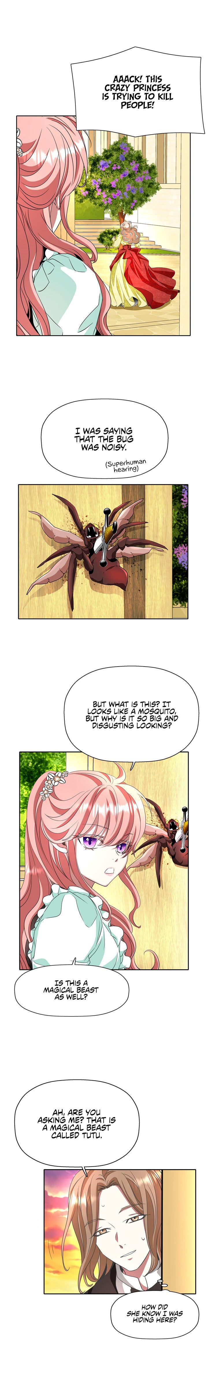 I'M A Killer But I'M Thinking Of Living As A Princess Chapter 12 page 18 - Mangakakalots.com