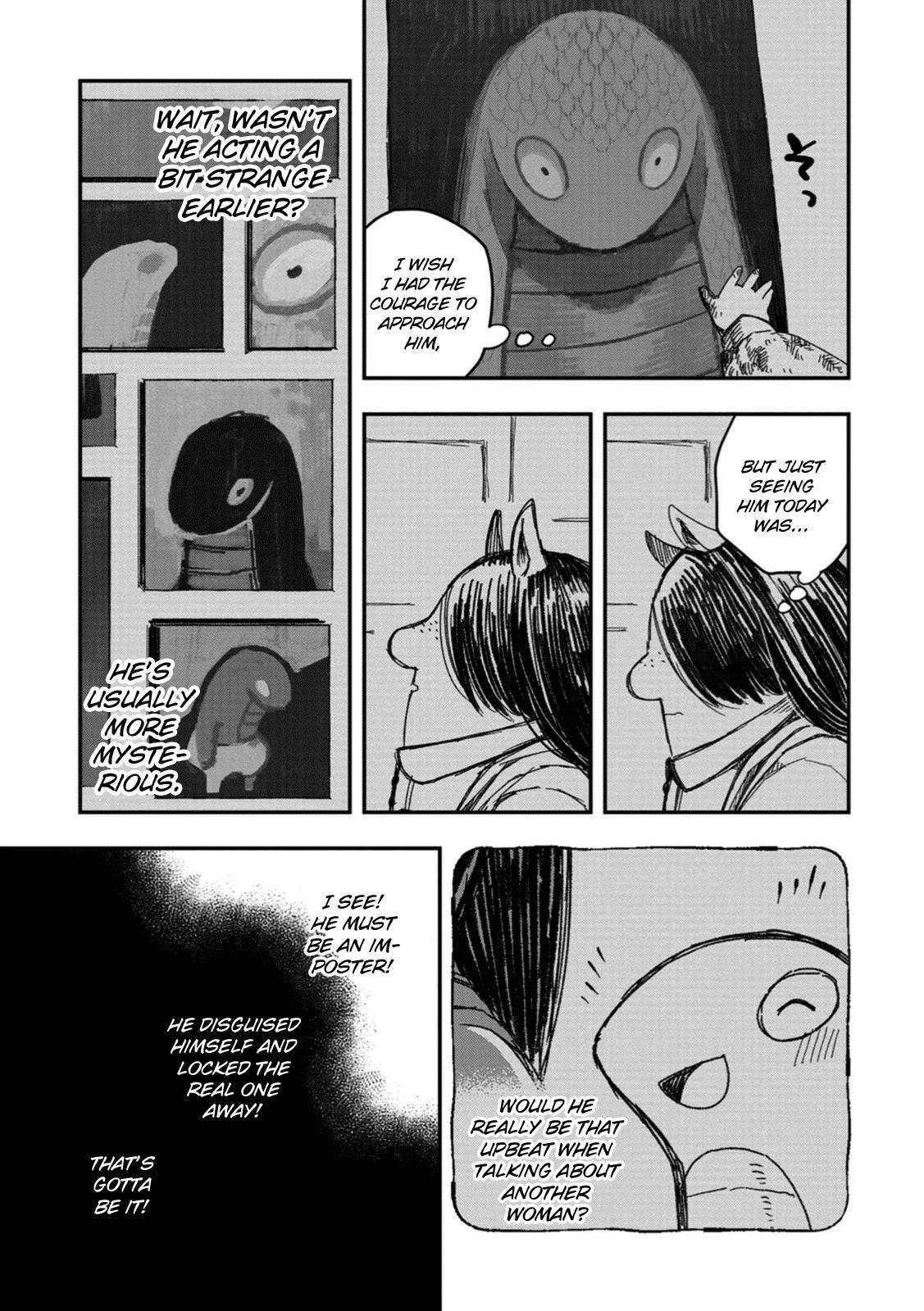 Rojica To Rakkasei Chapter 16: Love And Illusion page 21 - Mangakakalots.com