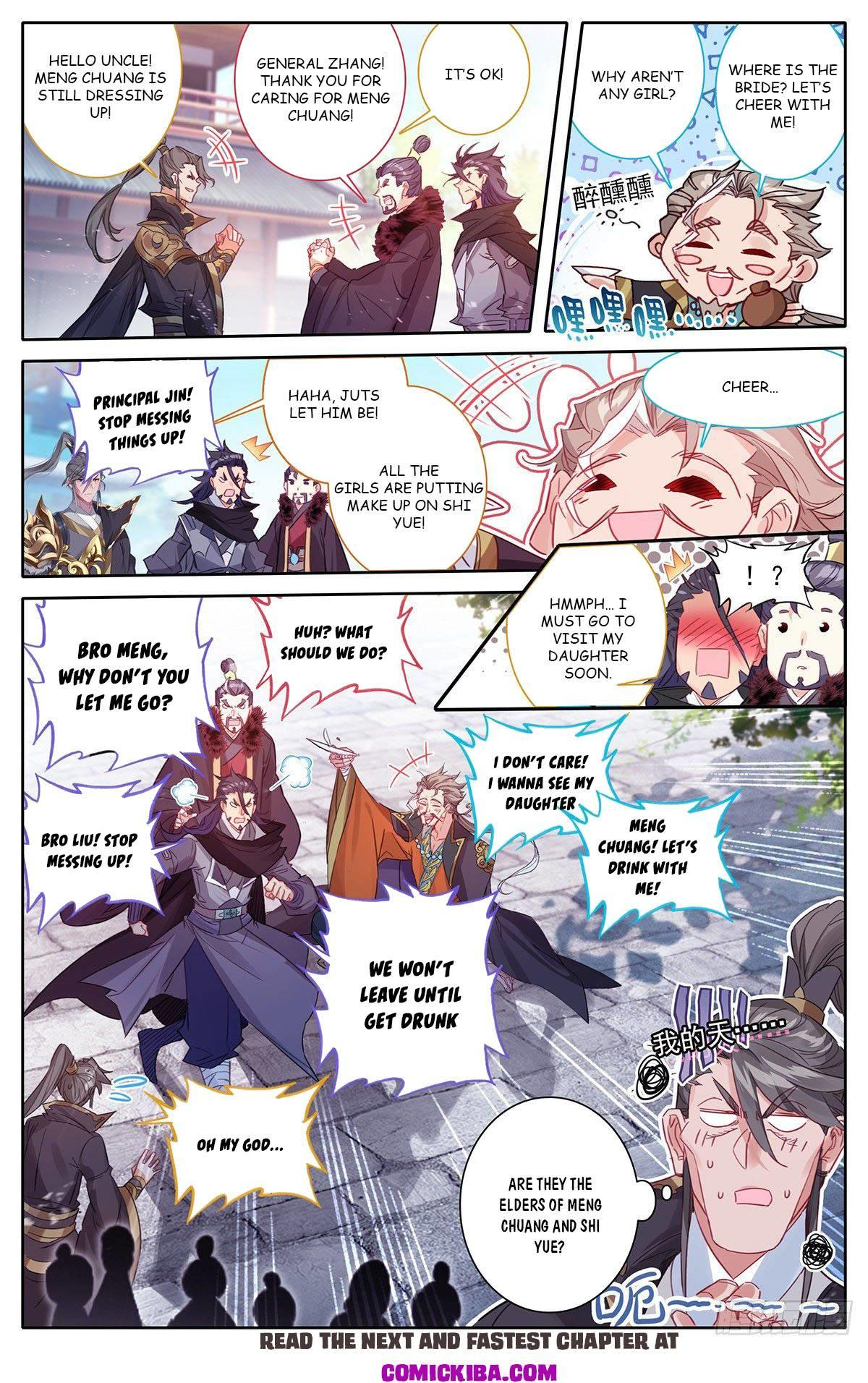 Azure Legacy Chapter 99 page 8 - Mangakakalots.com