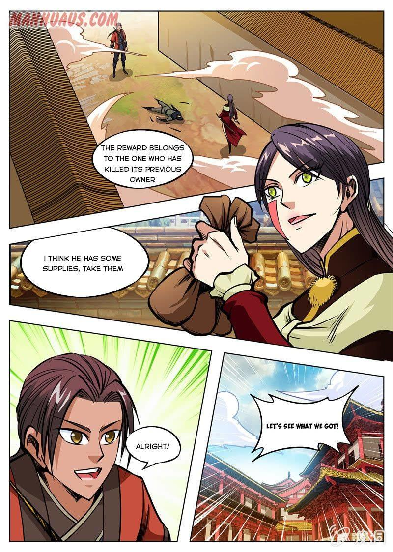 Greatest Sword Immortal Chapter 165.3 page 1 - Mangakakalots.com